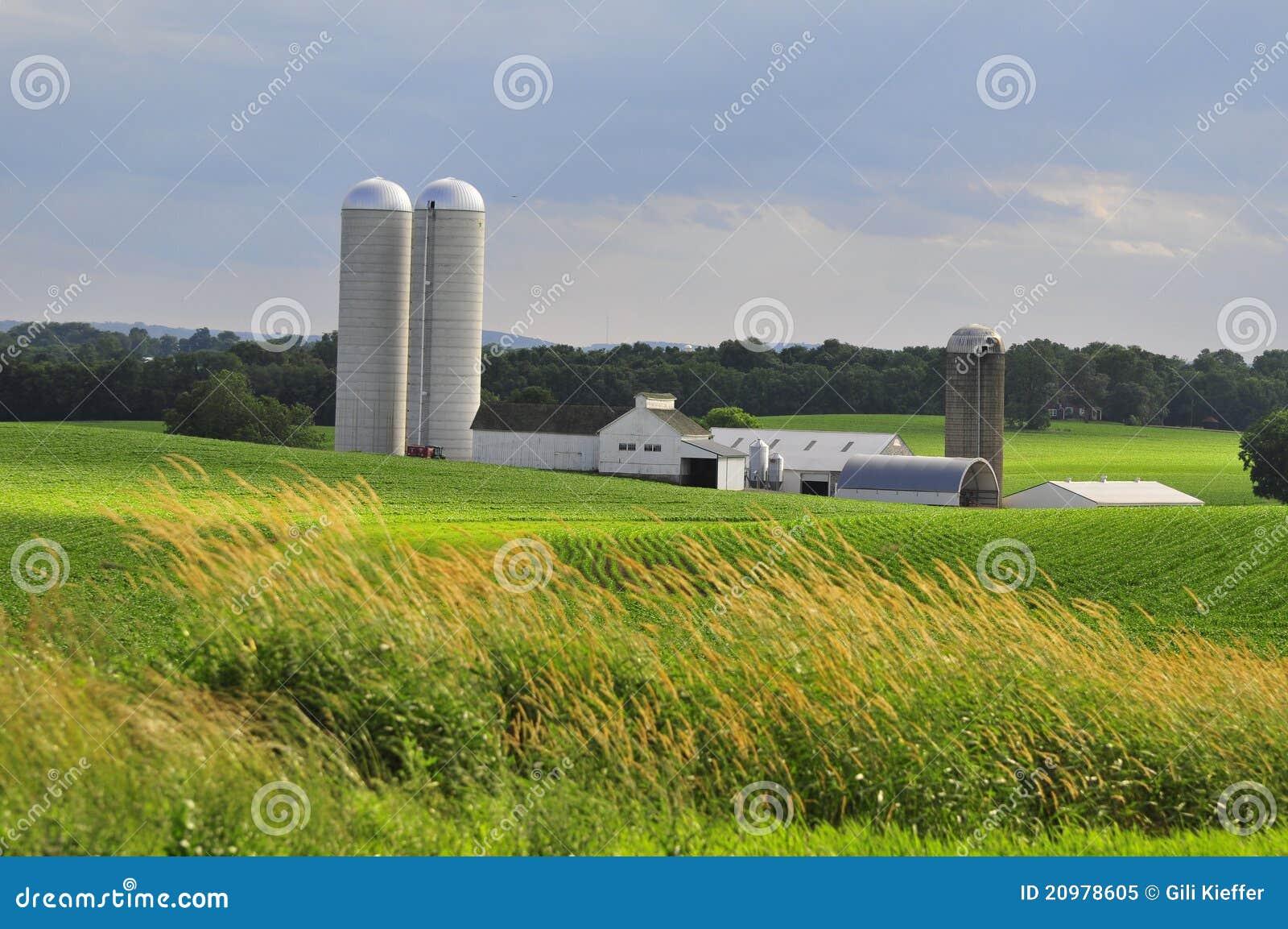 Exploração agrícola do condado de Lancaster
