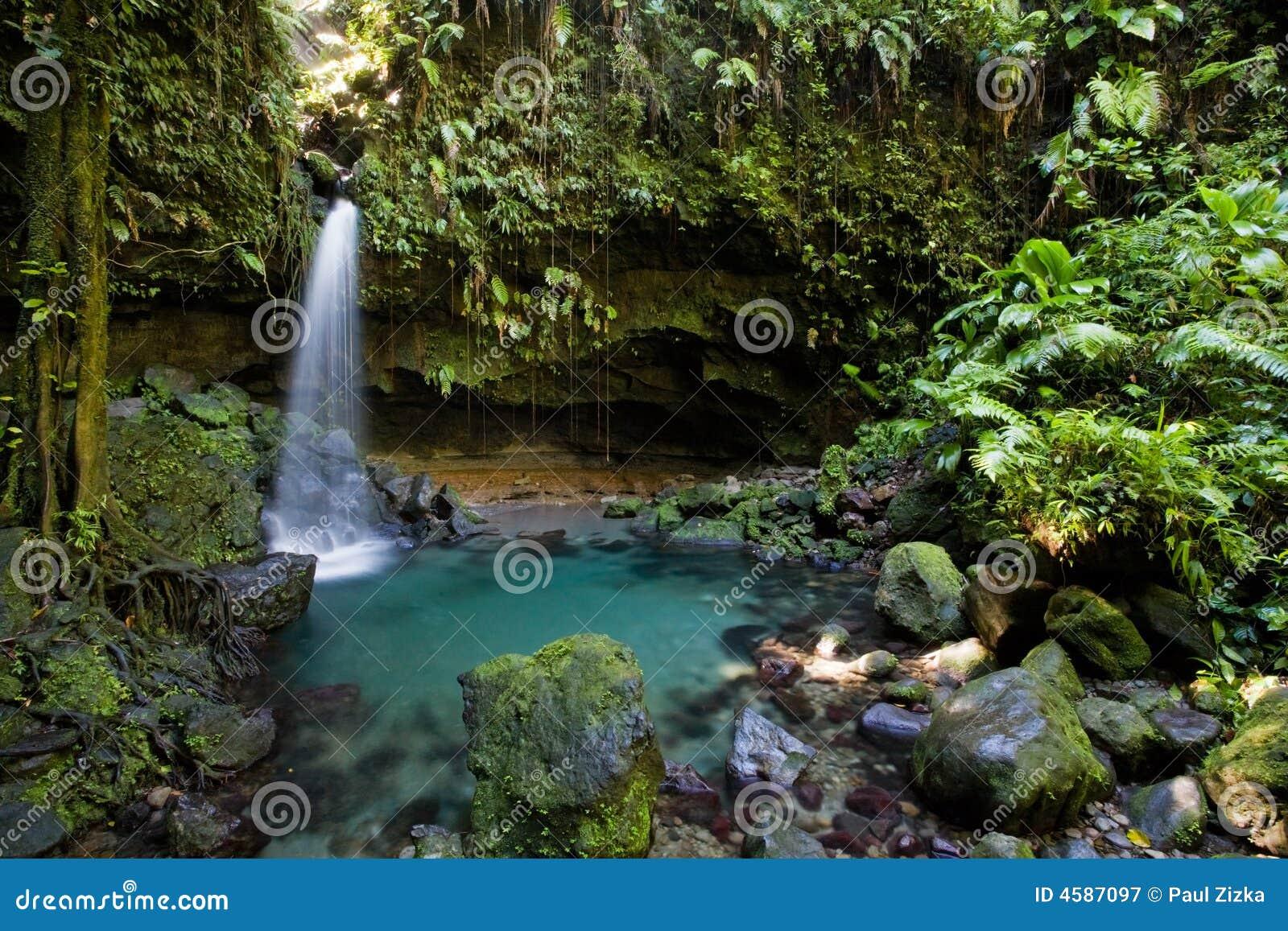 Explorações de Dominica