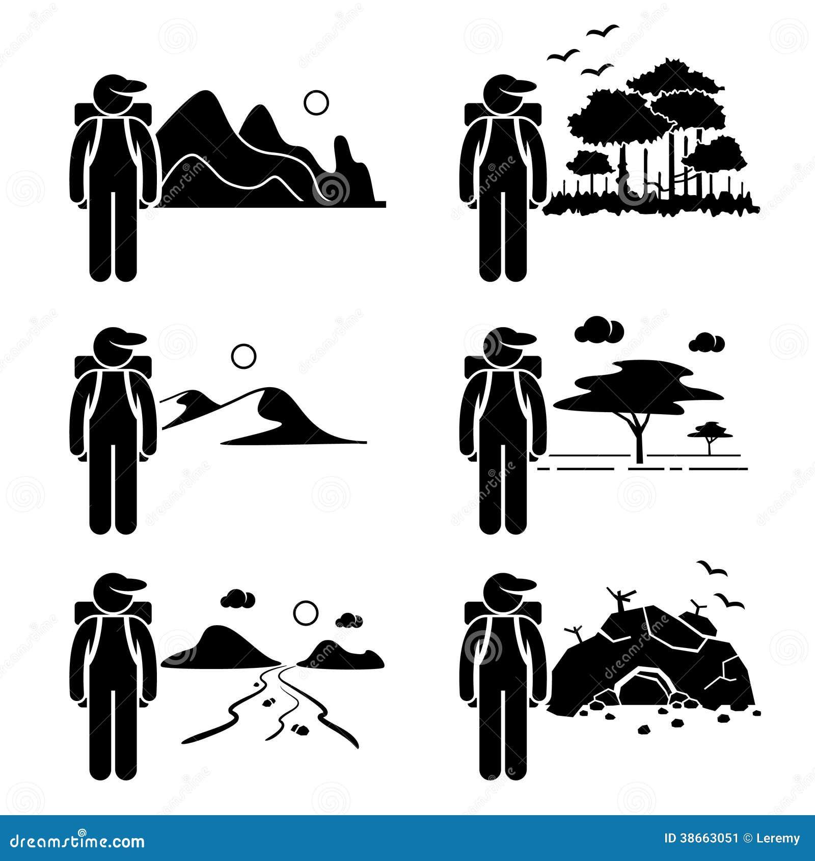 Explorador Adventure Traveler Backpacker