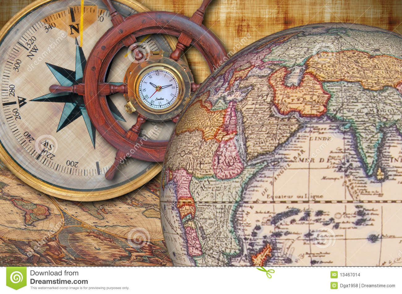 exploration and discovery stock images