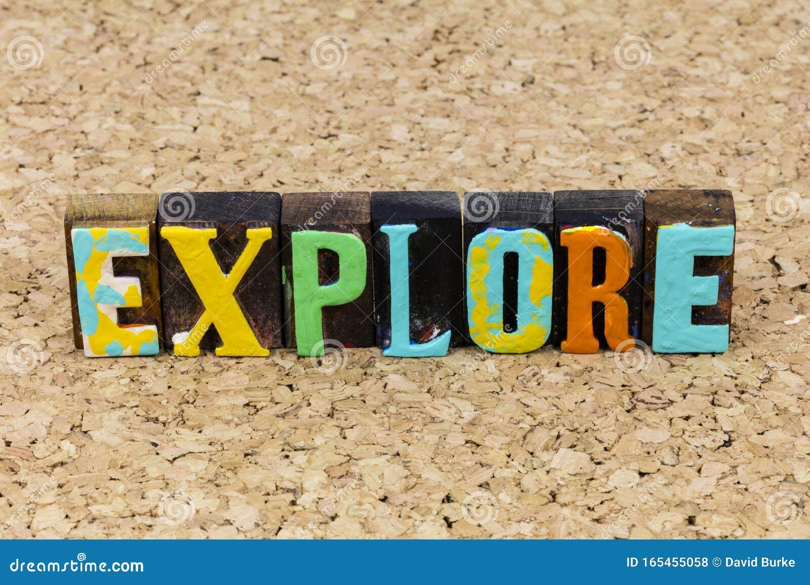 Explore Exploration Travel Adventure Journey Discovery ...