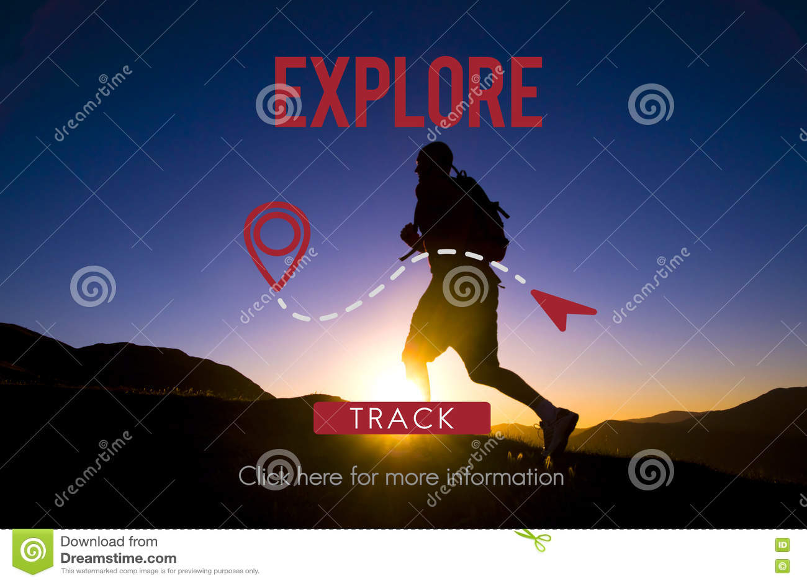 Explorez le concept de vacances de voyage de voyage de voyage d expérience
