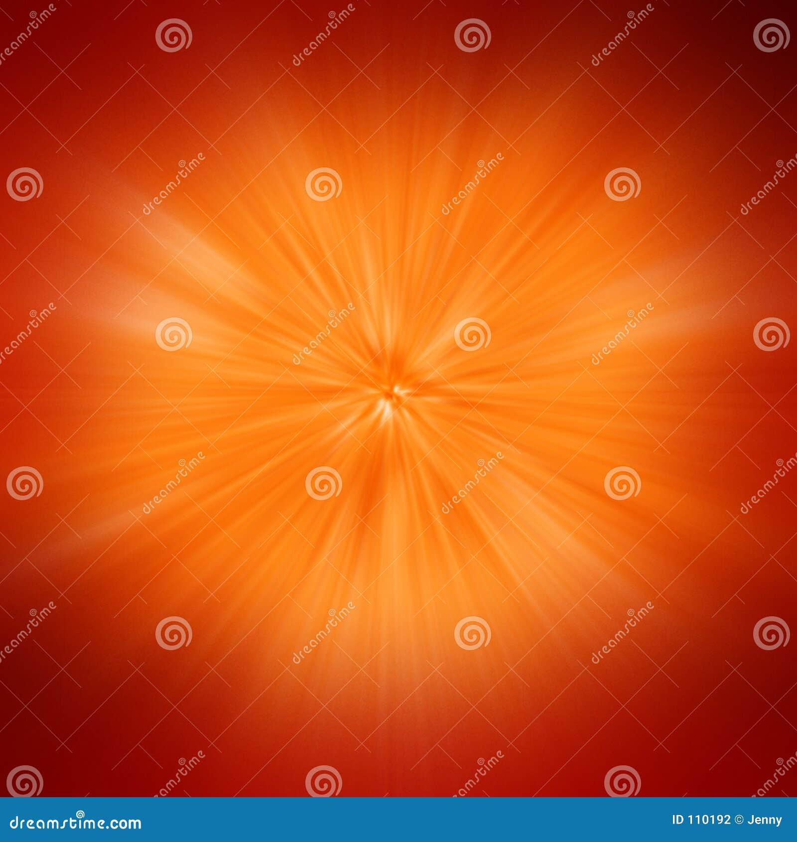 Explosão colorida