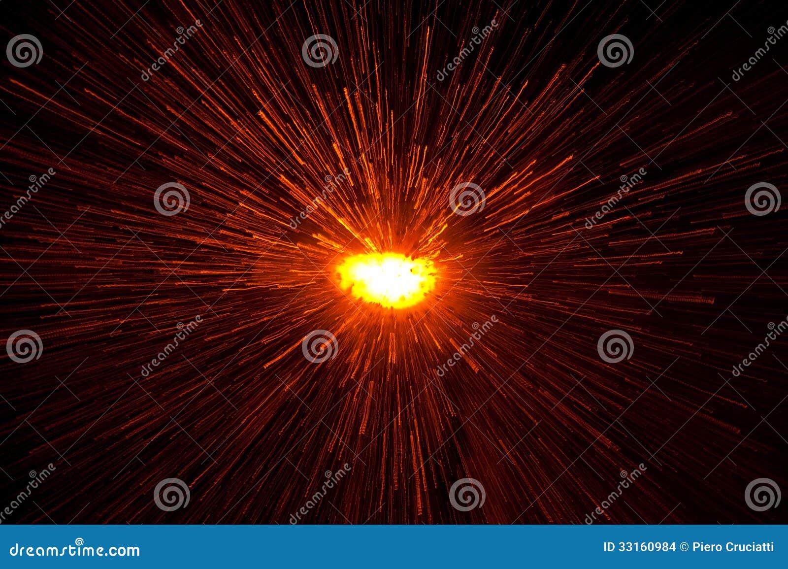 Explosão de Lighr