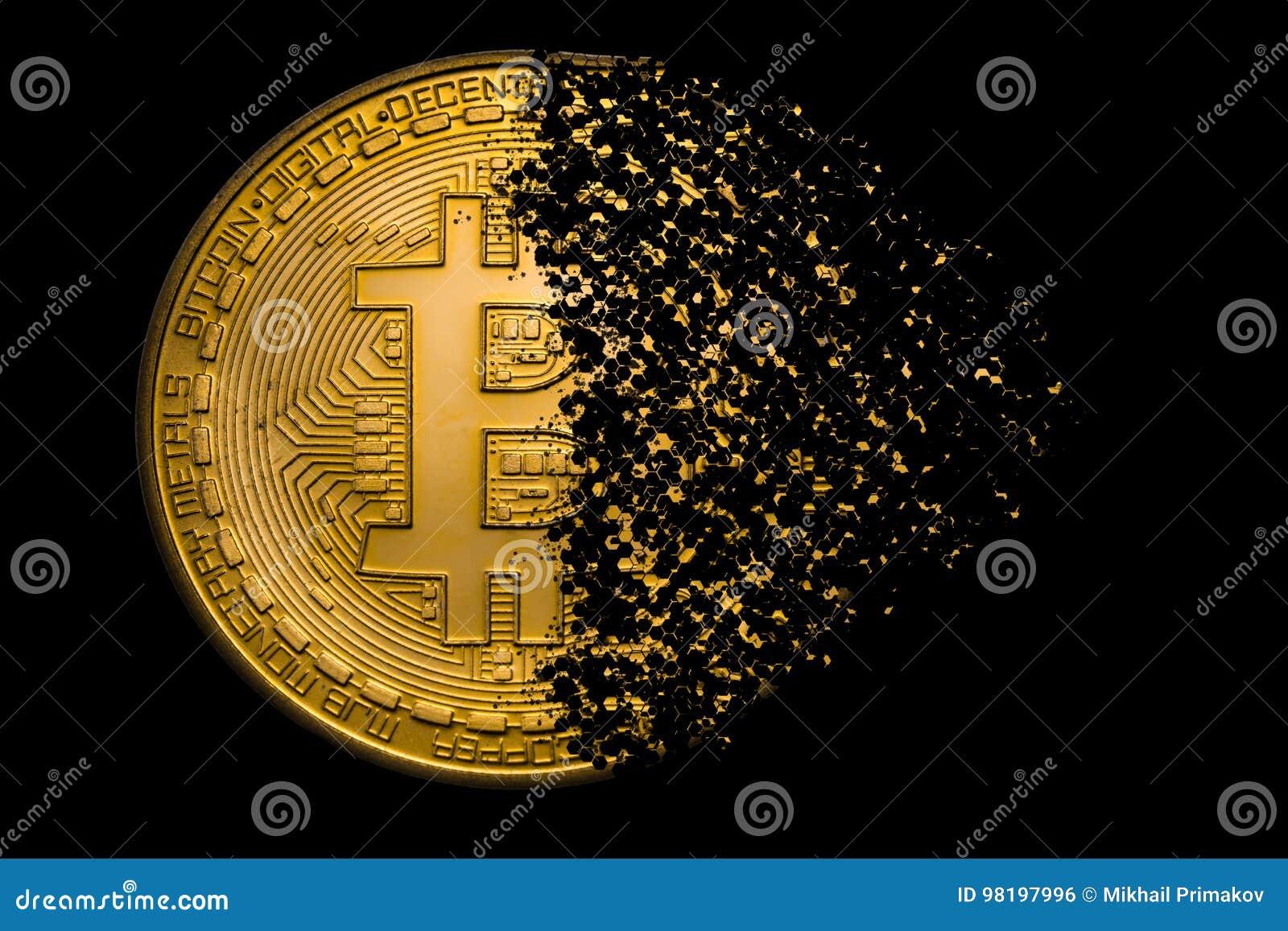 Explosion de Bitcoin