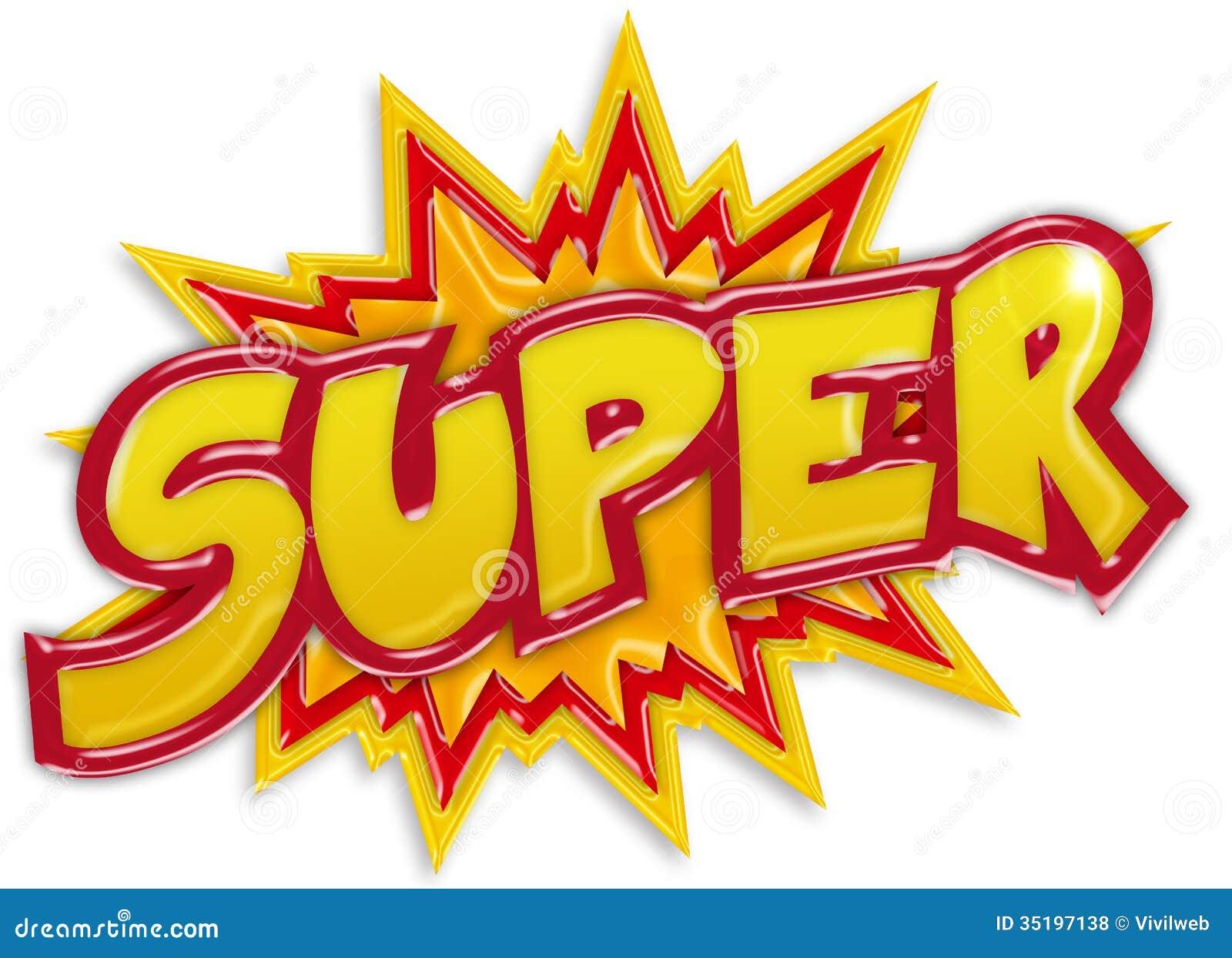 Explosive super label stock illustration. Illustration of badge ...