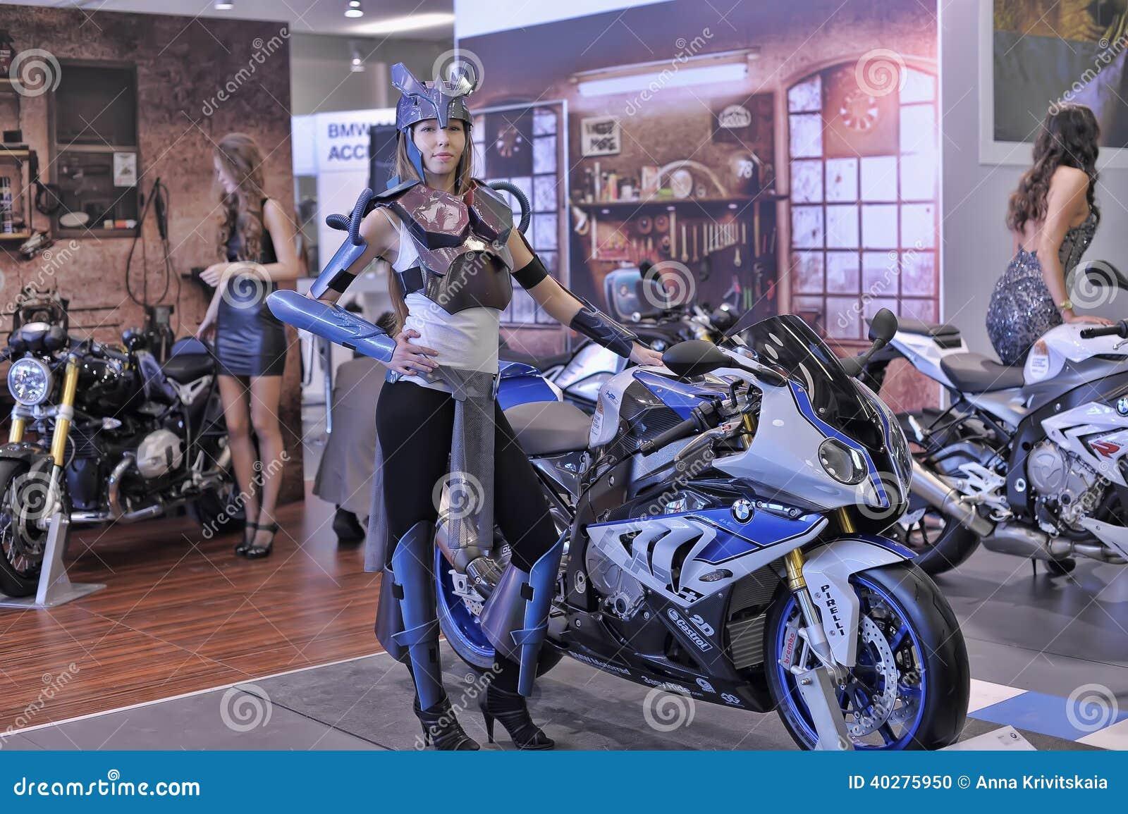 Expo della bici di Moto