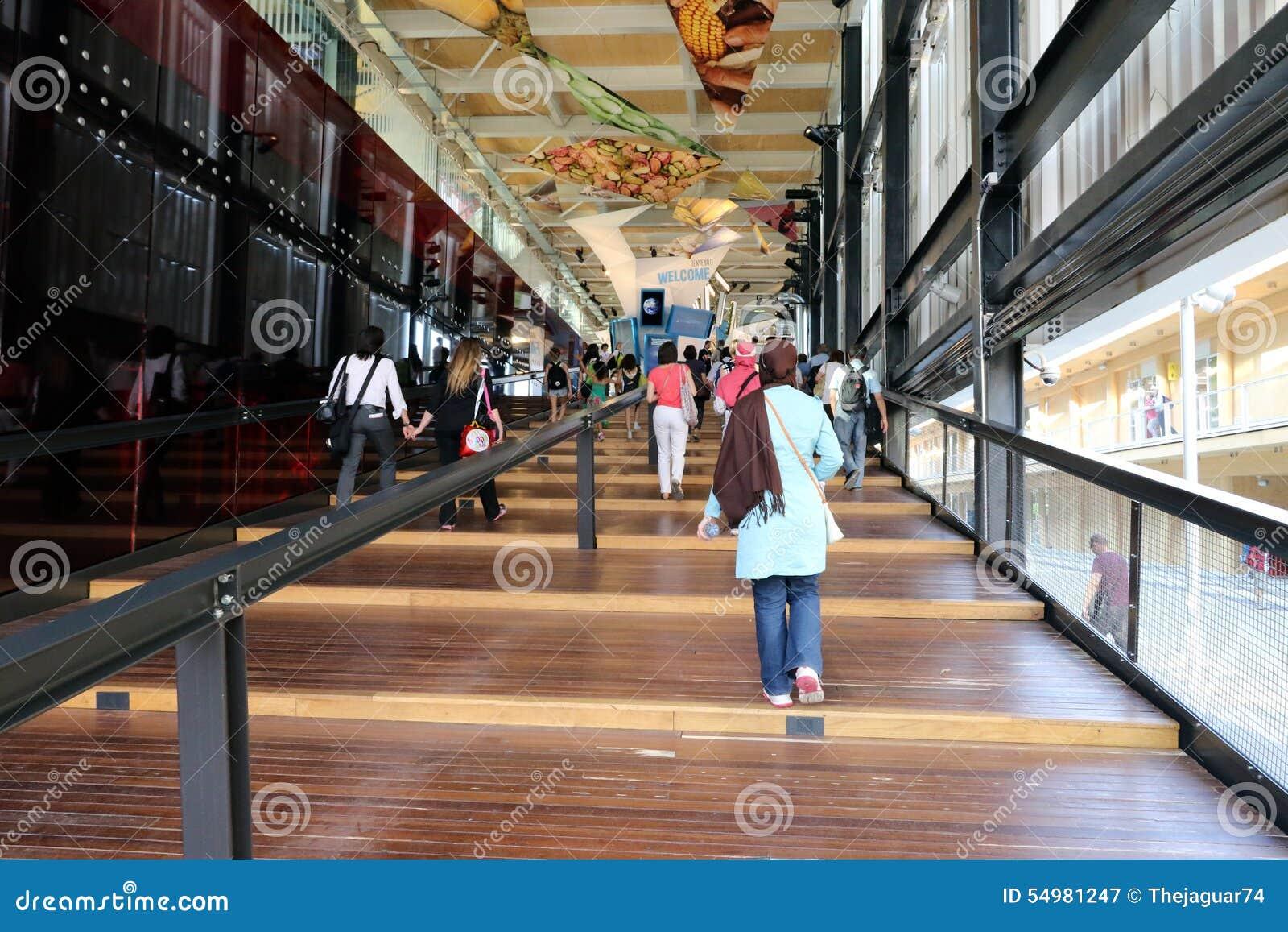 Expo di Milano, Italia