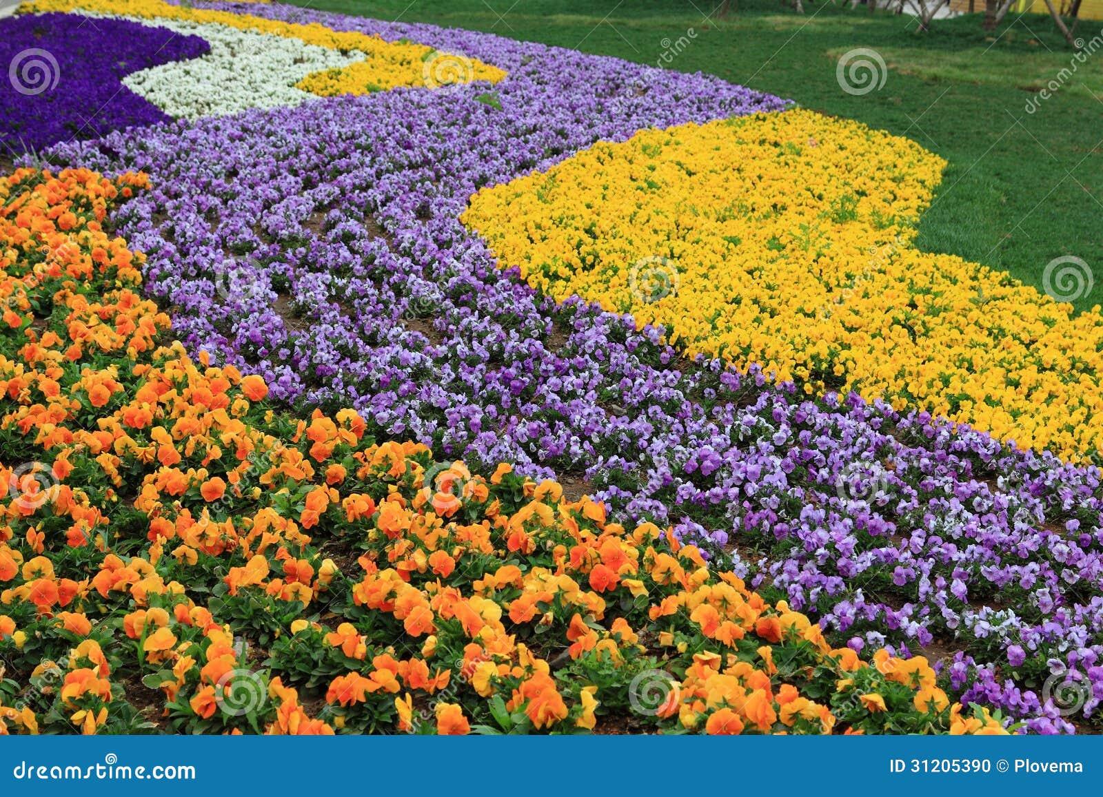 Attirant Expo Flower Garden