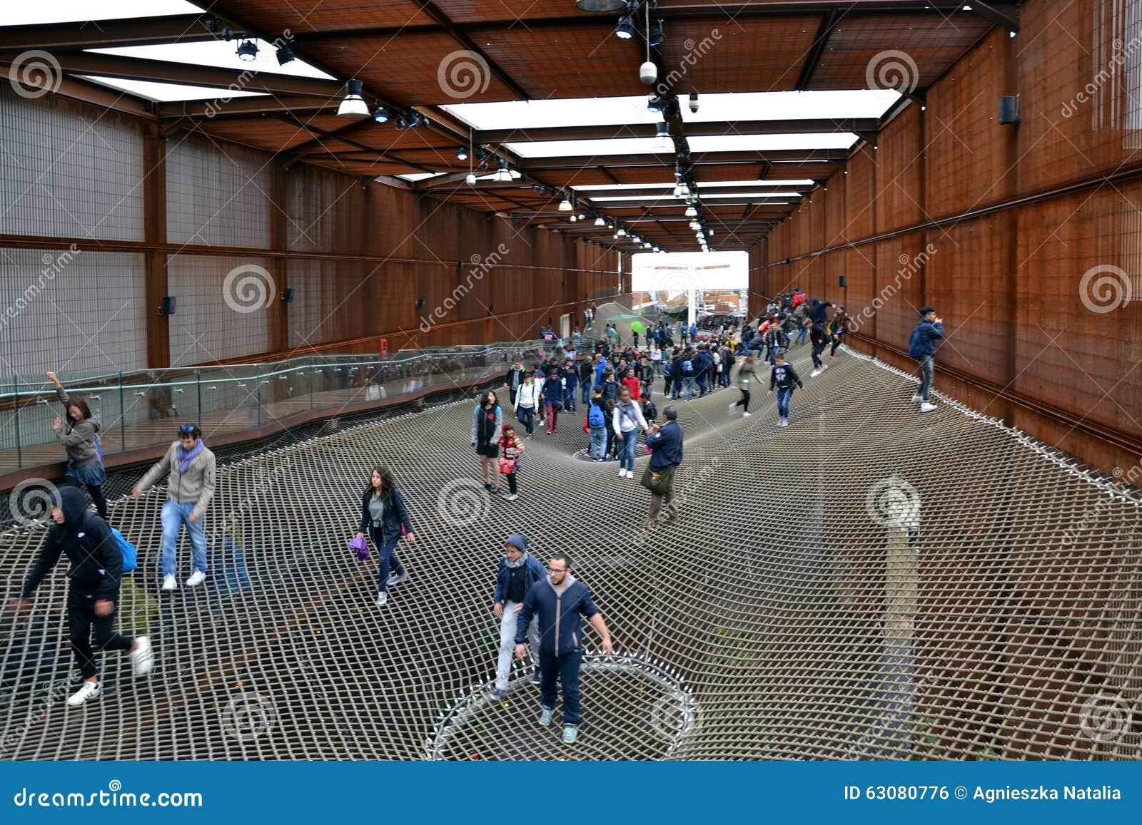 Download EXPO Milan De Pavillon Du Brésil Italie 2015 Photo éditorial - Image du architecte, pour: 63080776