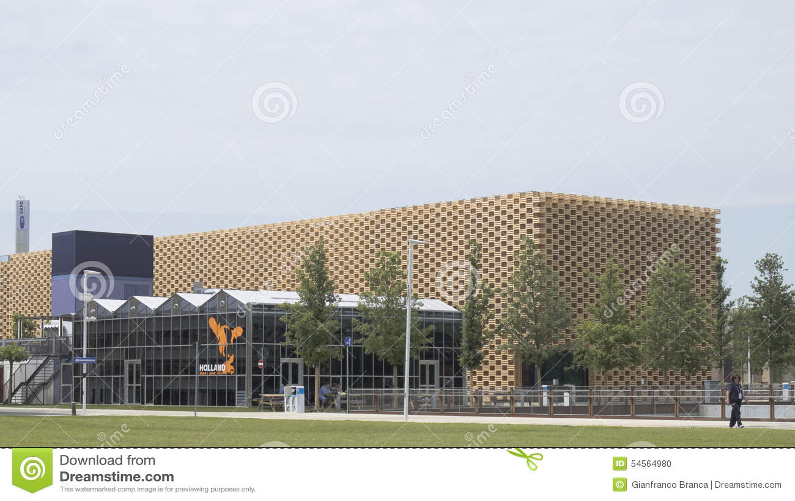 Expo Milan Nederland Pavilion 2015