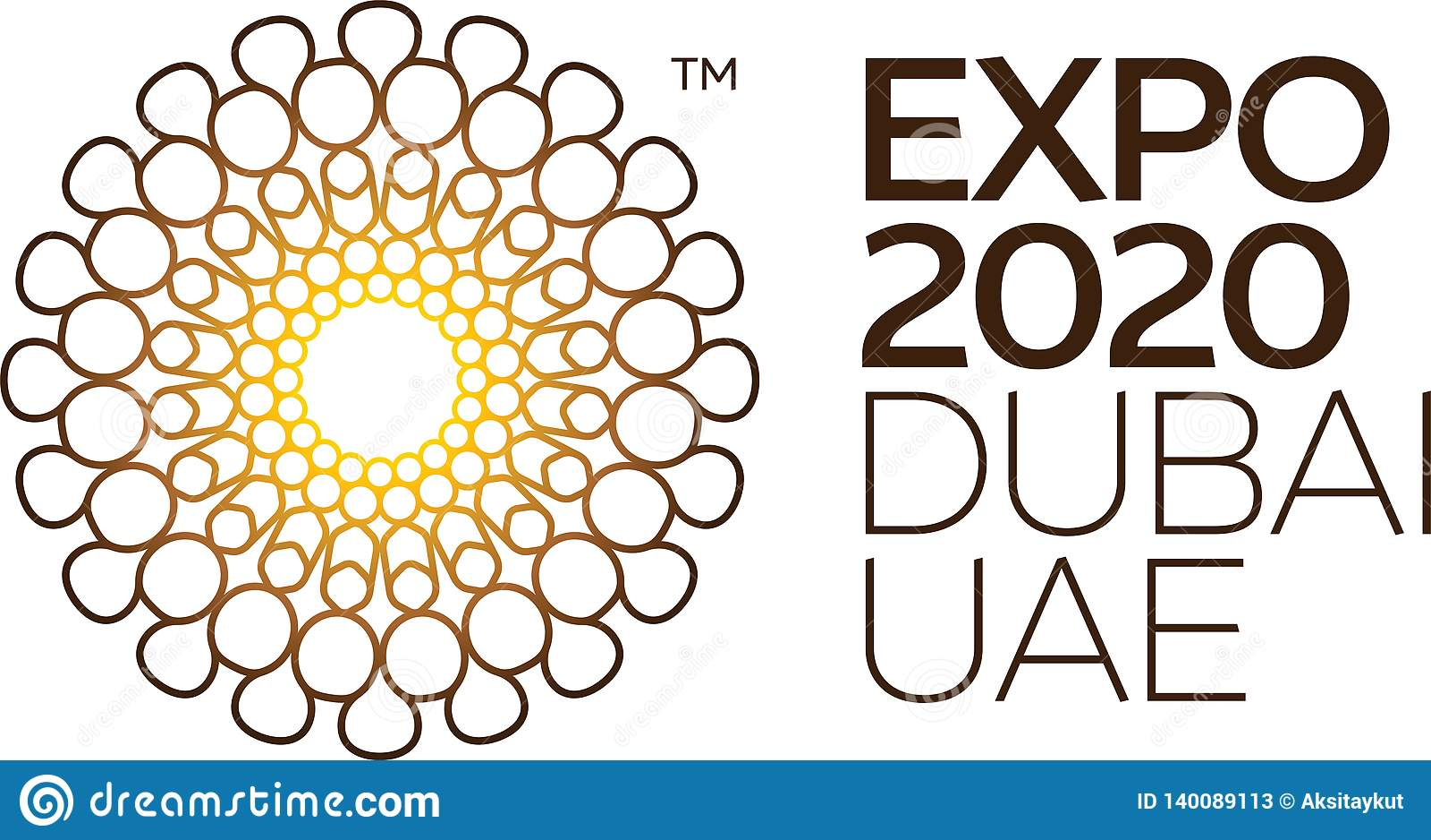 Expo 2020 Uae Editorial Stock Photo Illustration Of Host 140089113