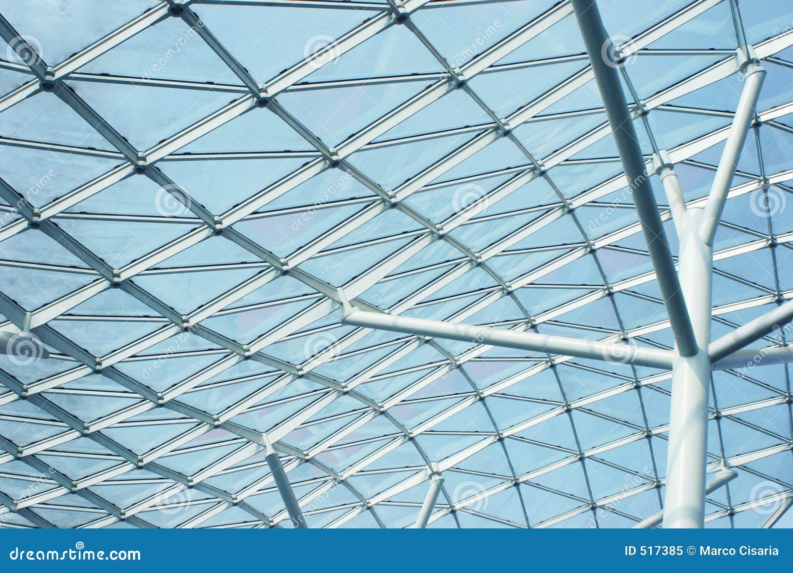Exponeringsglas för arkitekturbyggnadssamtida