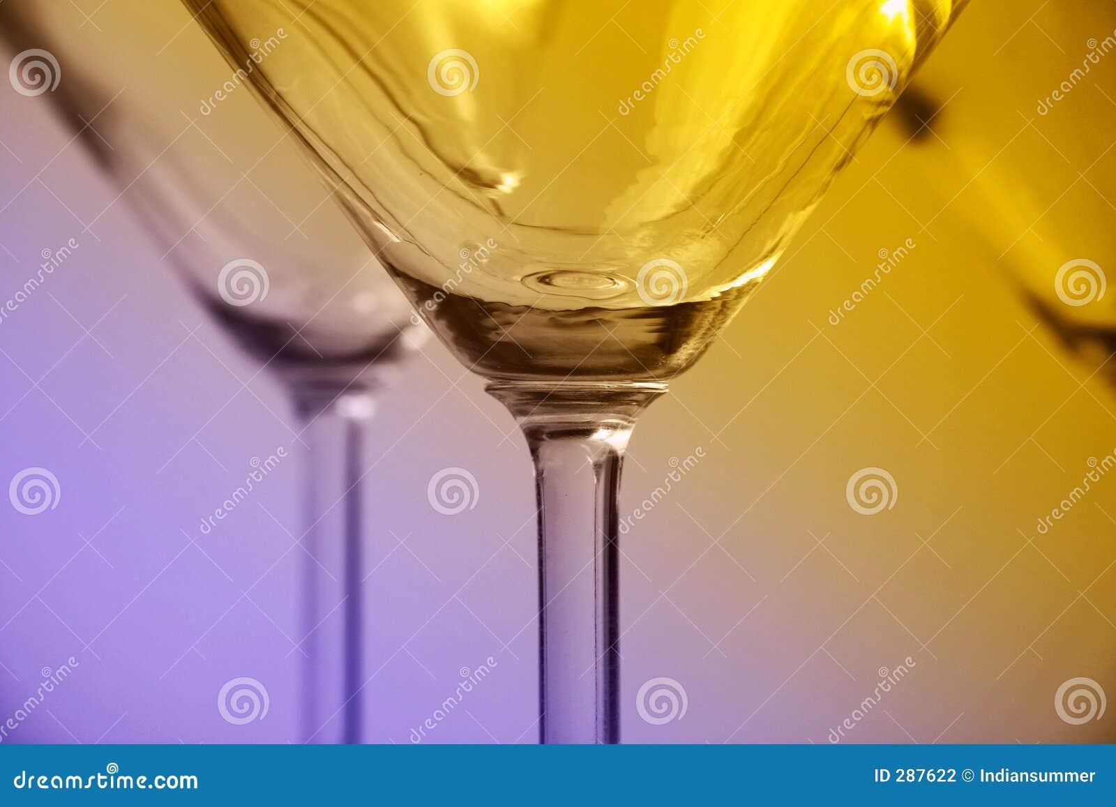 Exponeringsglas martini