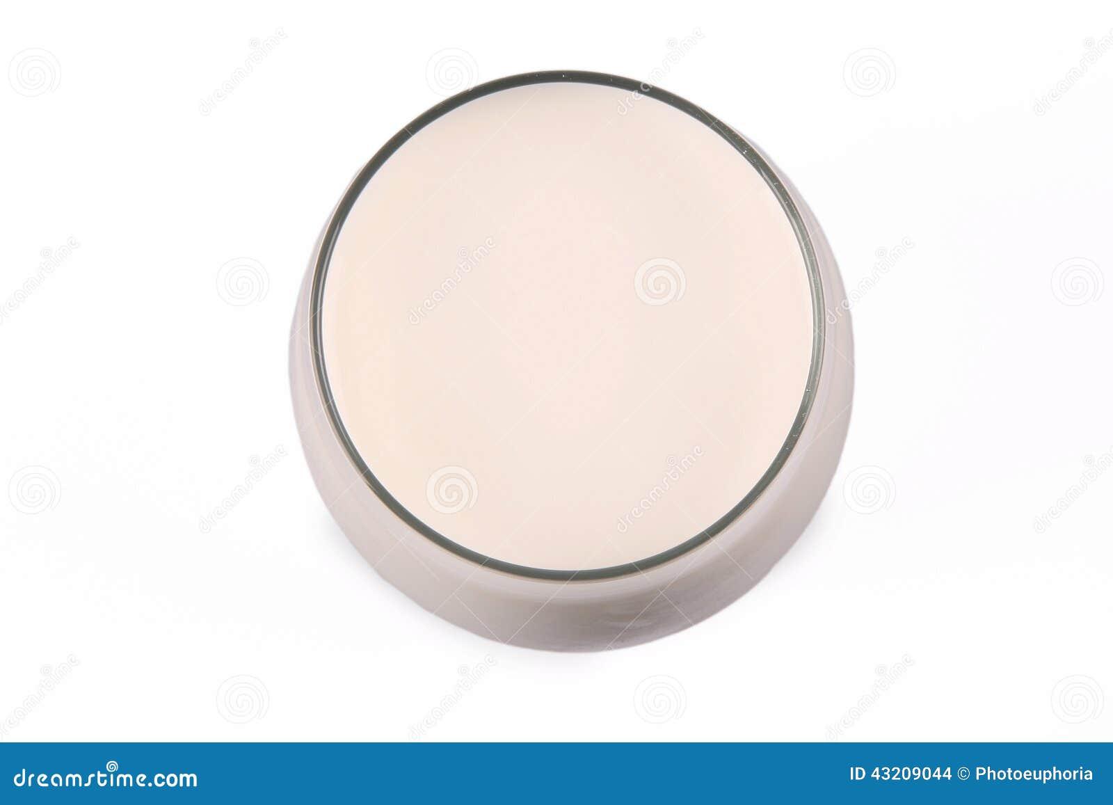 Download Exponeringsglas mjölkar arkivfoto. Bild av mål, kopp - 43209044