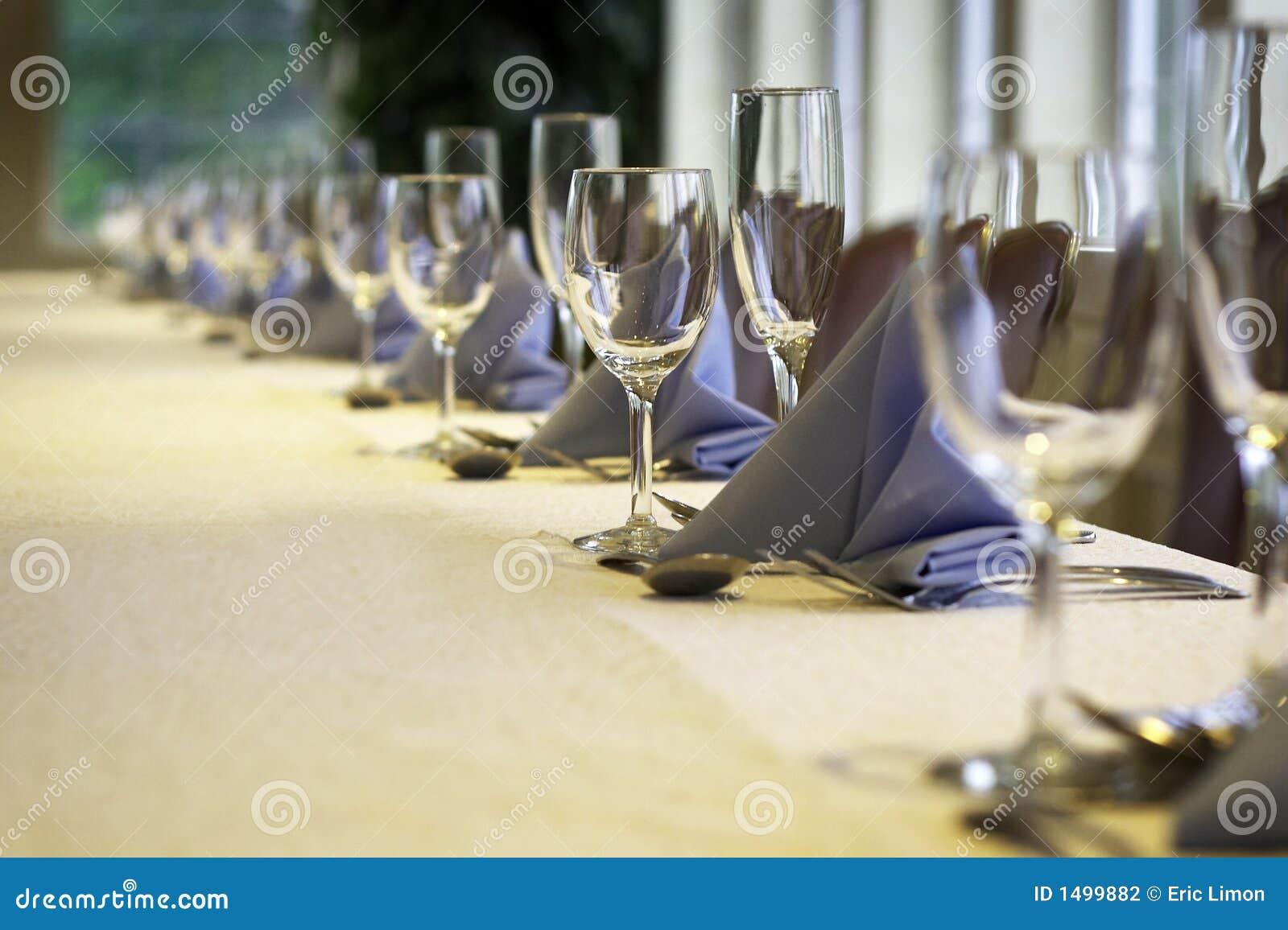 Exponeringsglas som marscherar wine