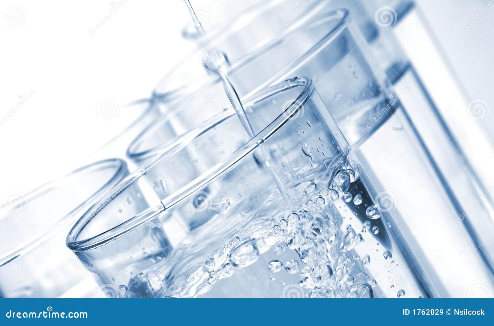 Exponeringsglasvatten