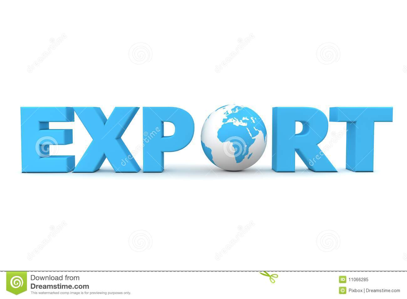Export World Stock Il Ration Image Of Market Manage