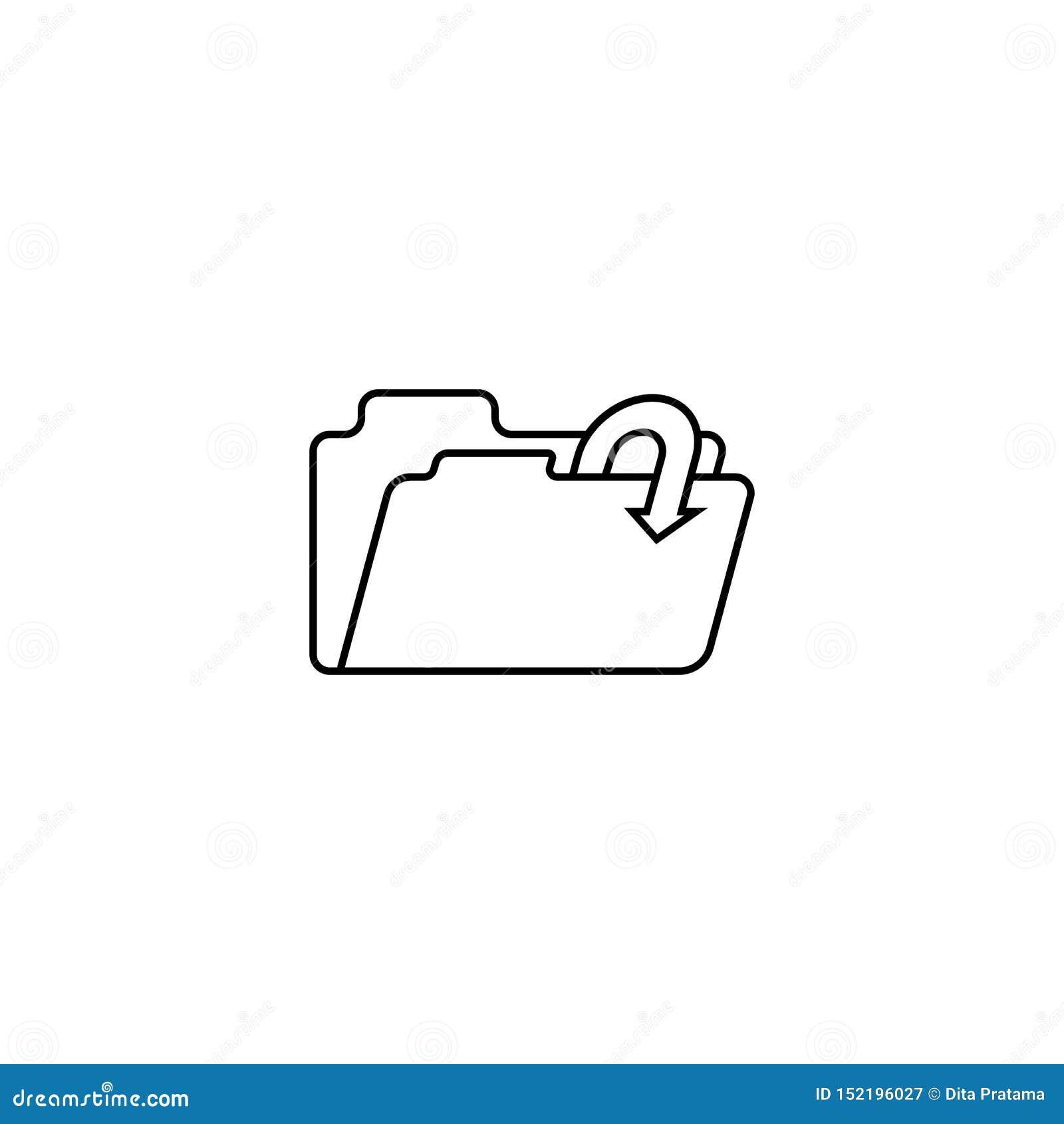 Exportieren Sie eine Dokumentenikone