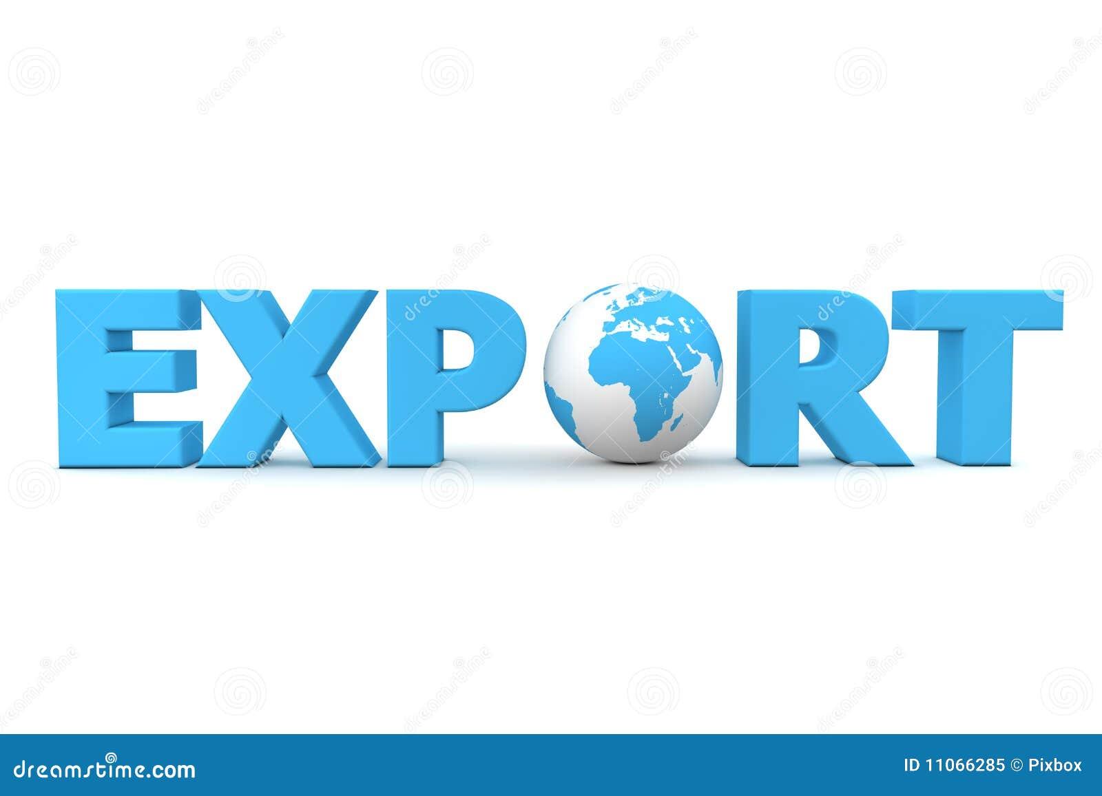 Exportvärld