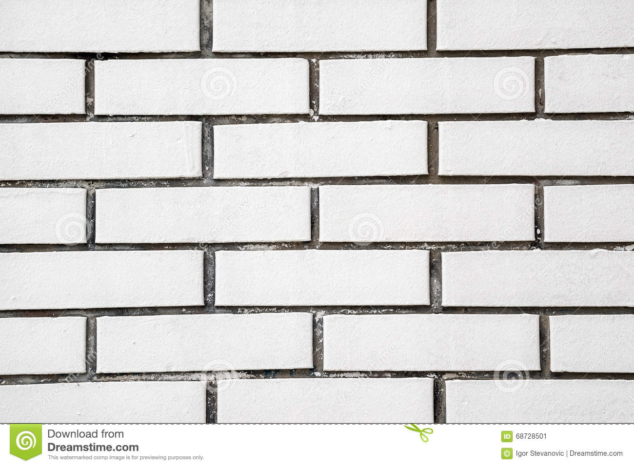 Exposed white vintage brick wall texture stock image for White exposed brick wall