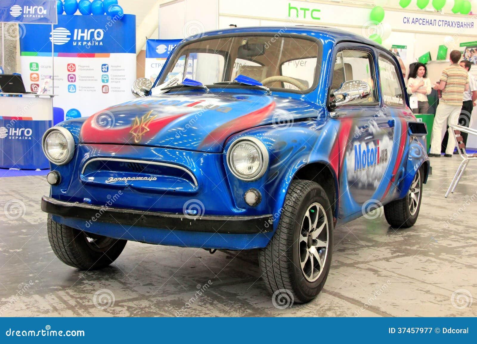 Exposição automóvel