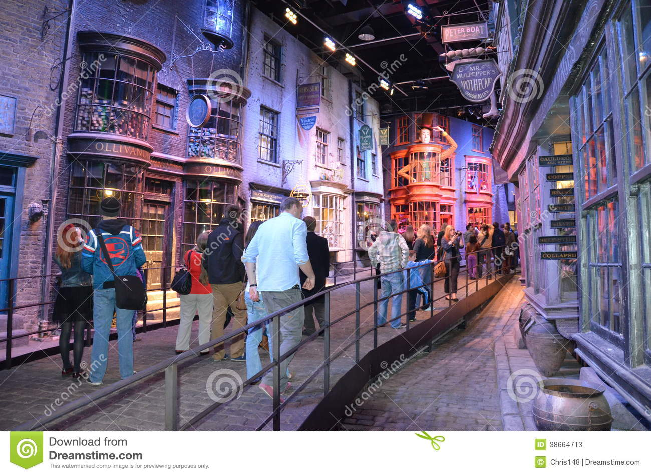 Warner brothers harry potter sweepstakes to london