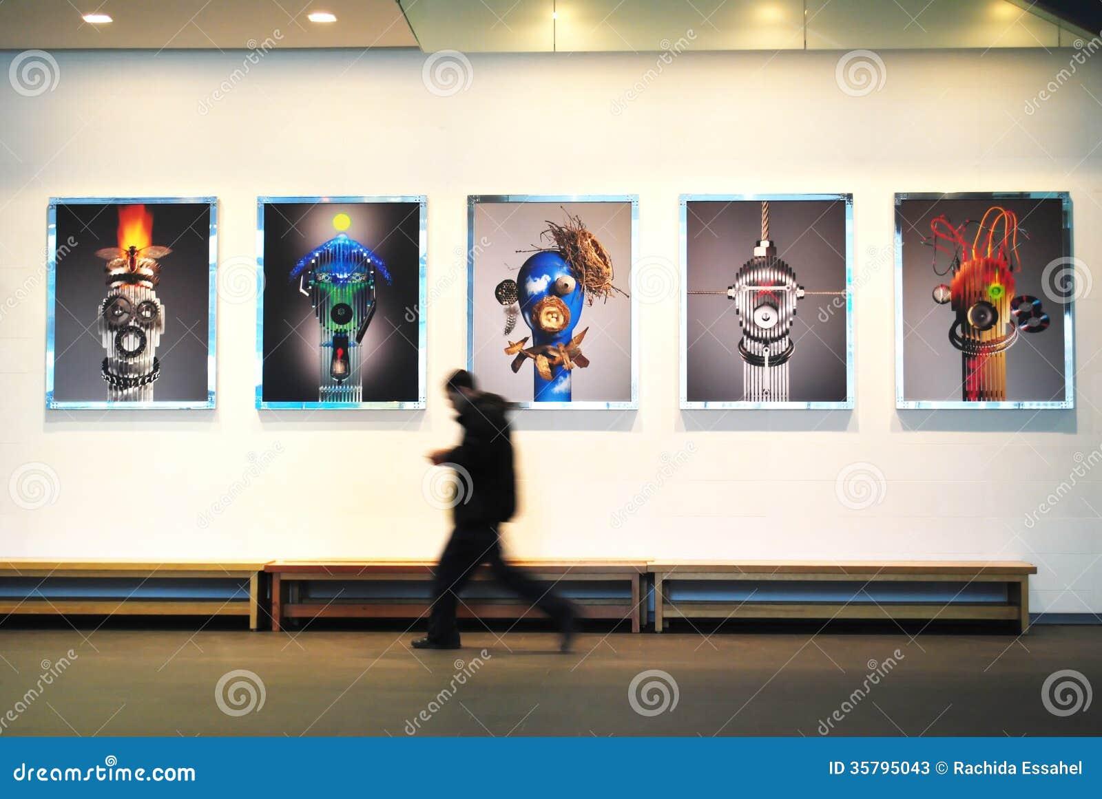 Exposition d art