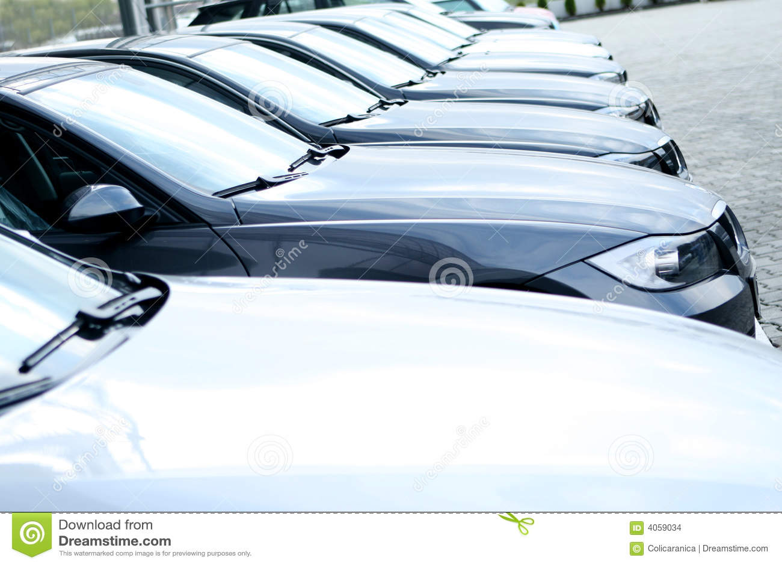 Exposition de véhicules