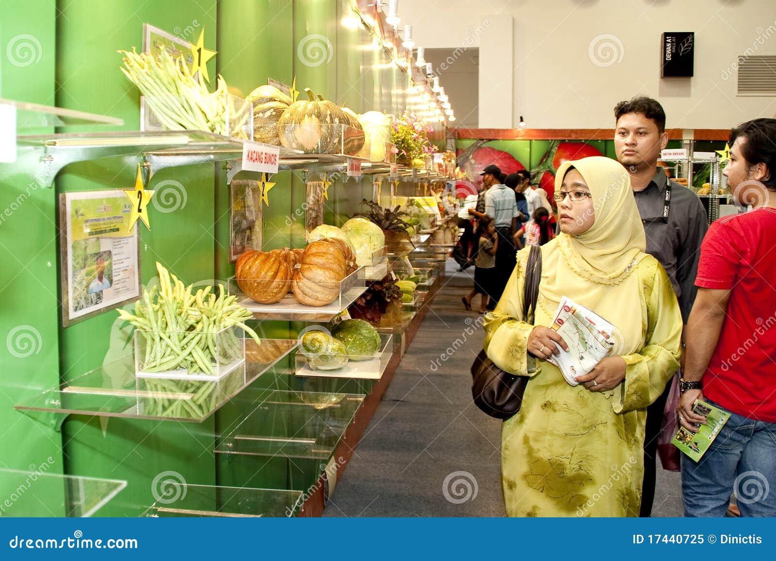 Exposition malaisienne d agriculture et d Agrotourism