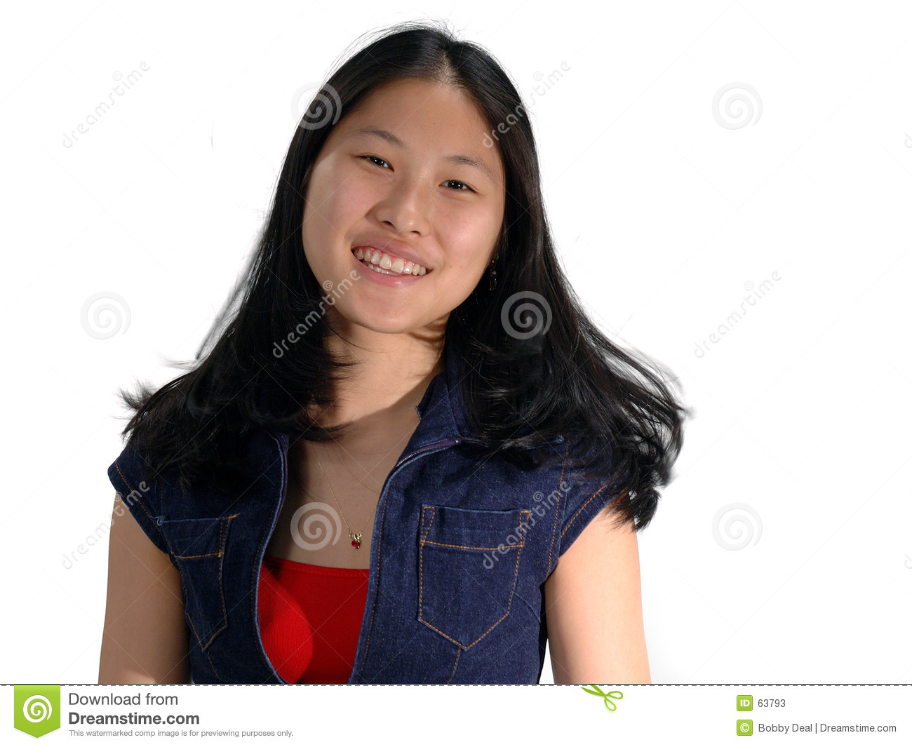 Expresions Smiling Girl