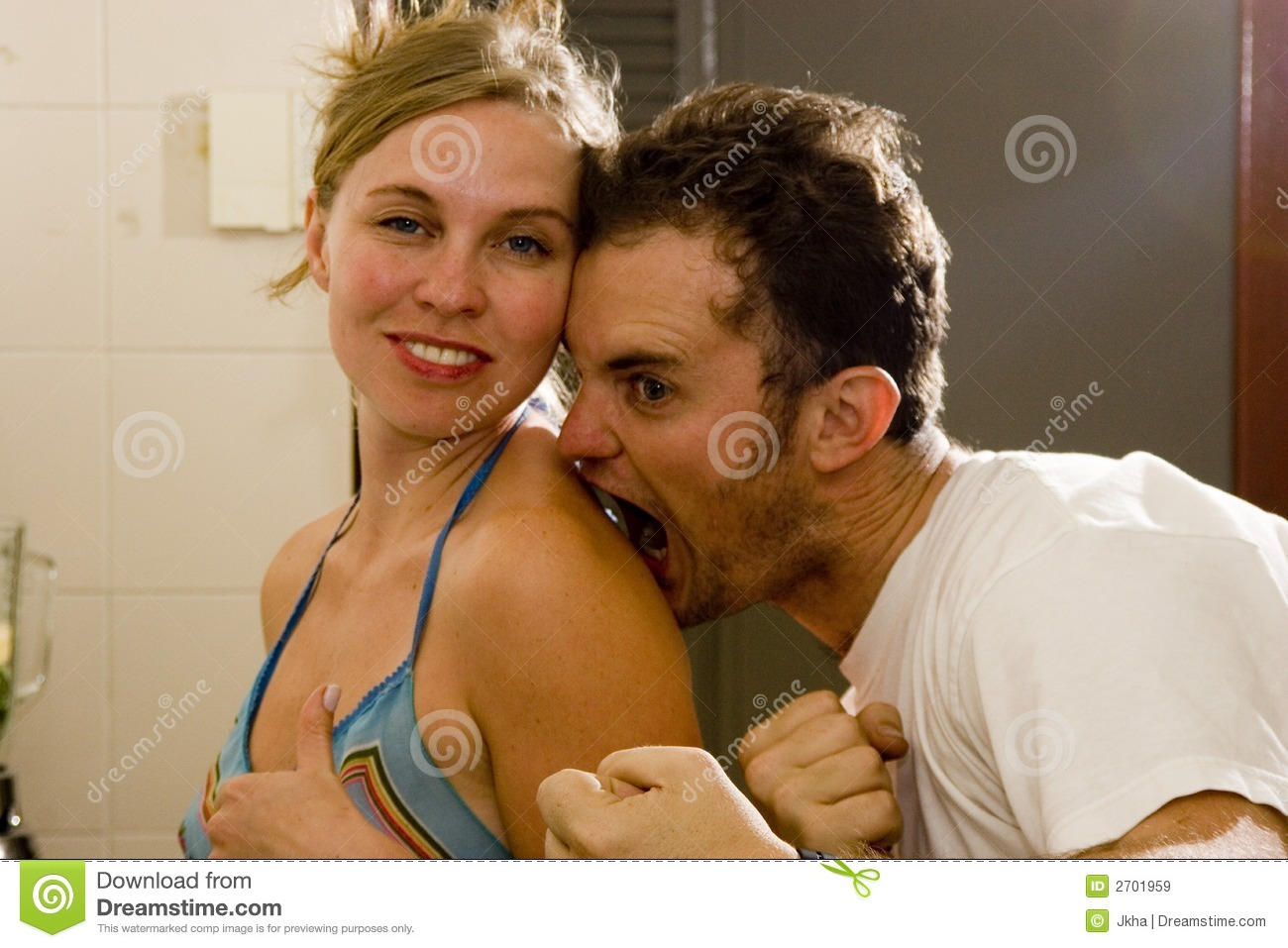 Download Expression of love stock image. Image of brunette, couple - 2701959