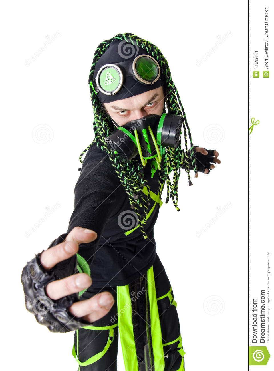 How to Be Cyber Goth