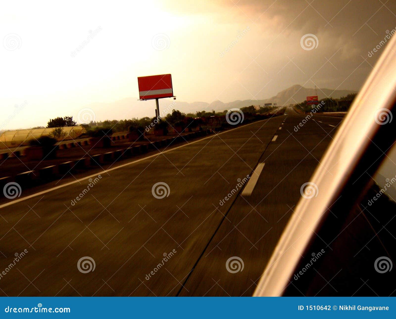 Expressway Evening
