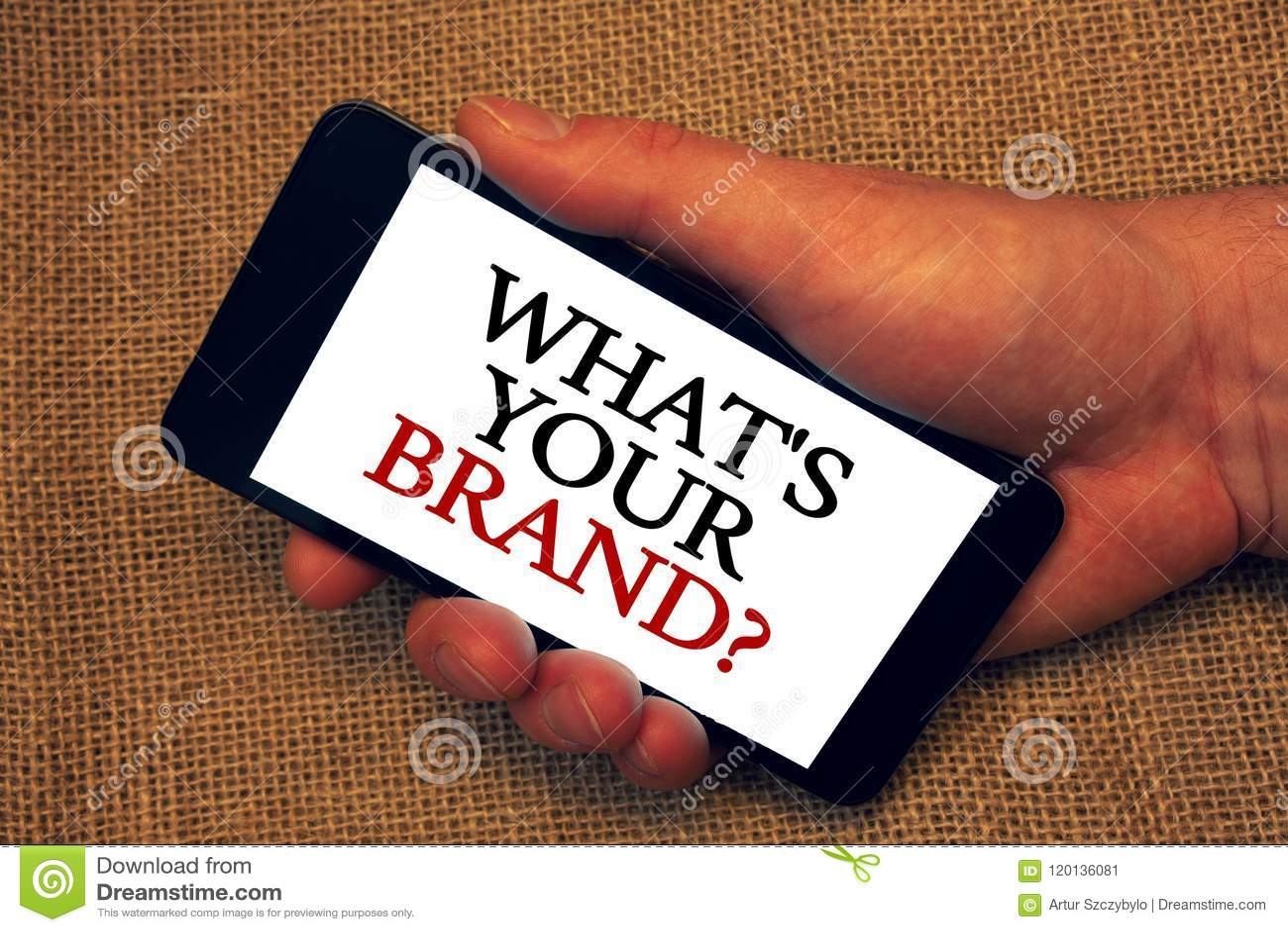 Exprimez le texte d écriture ce qui est votre question de marque Concept d affaires pour poser des questions sur la prise h de sl