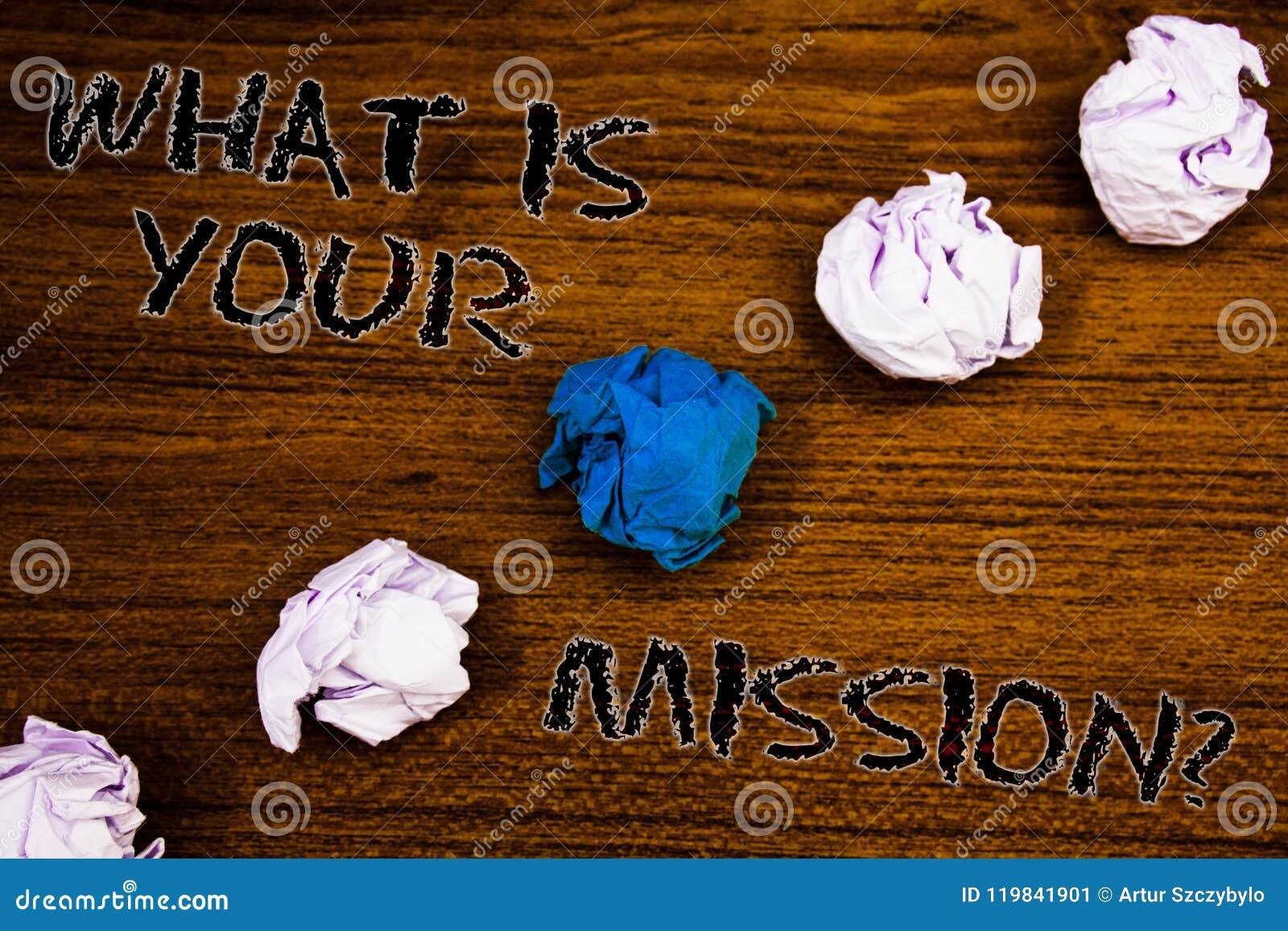 Exprimez le texte d écriture ce qui est vous question de mission Concept d affaires pour interroger quelqu un au sujet de son DES