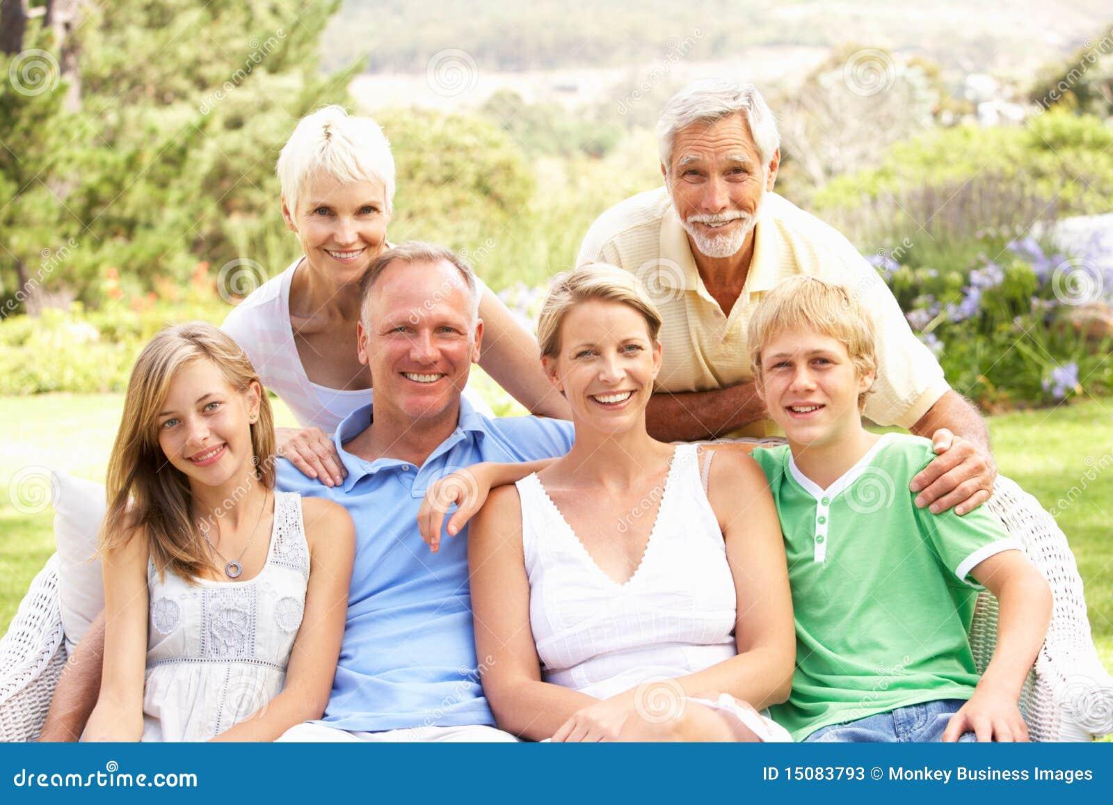 Русские фото семей 12 фотография