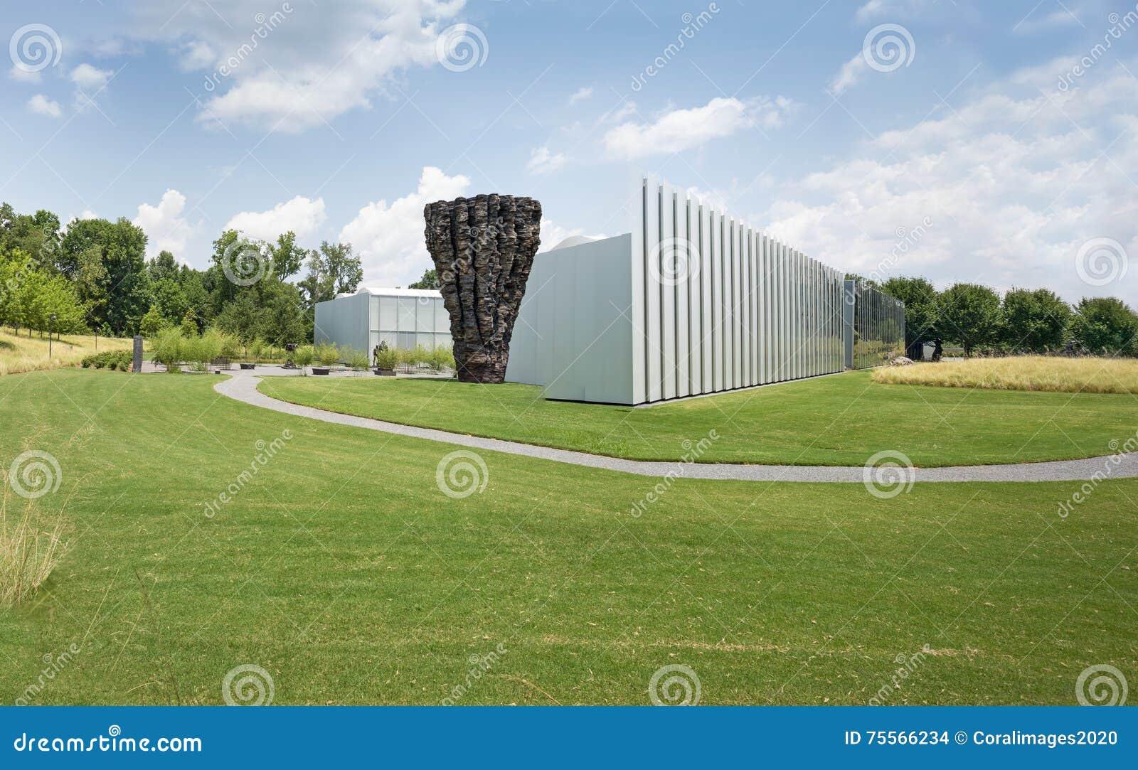 Exterior de Carolina Museum del norte del arte