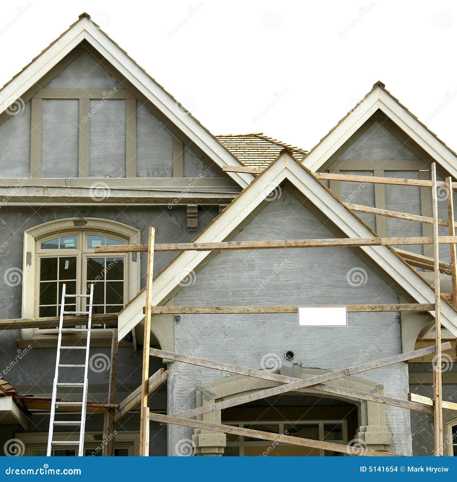 Exterior del hogar de la casa del estuco imagenes de - La casa del hogar ...