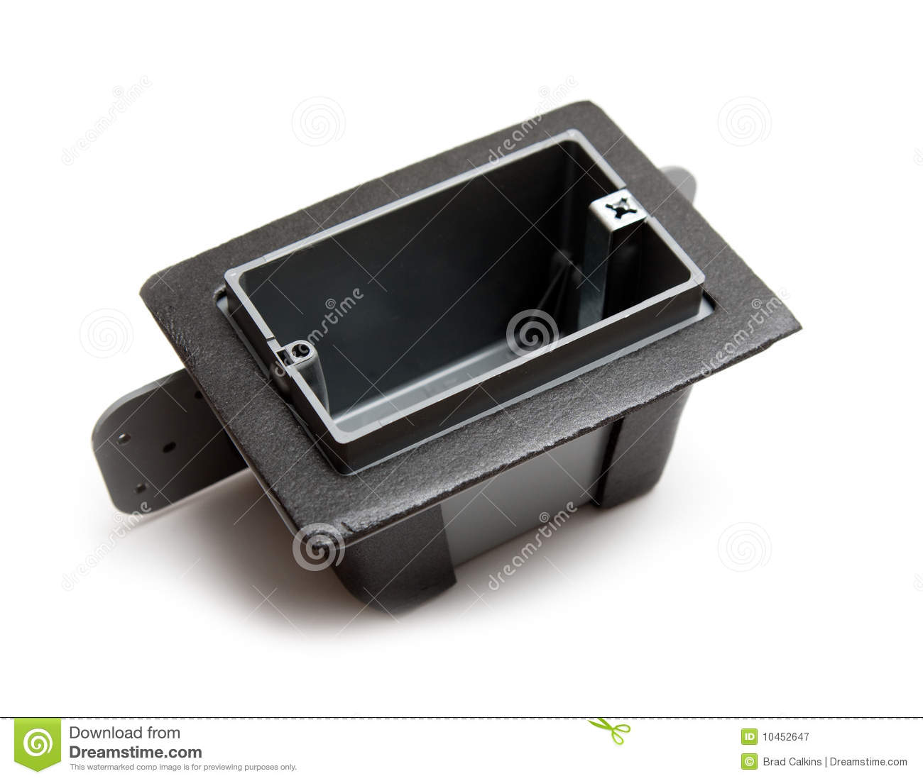Exterior Junction Box Royalty Free Stock Photography - Image: 10452647
