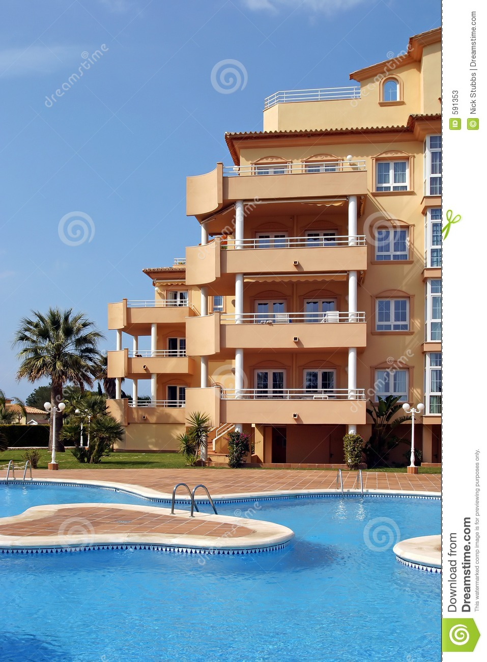 Luxury apartments exterior - Apartments Holiday Luxury