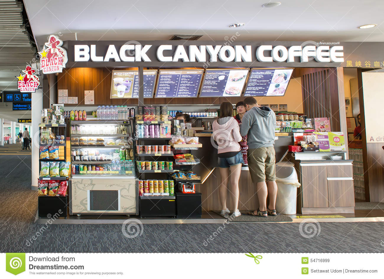 Black Canyon Coffee Bangkok Locations