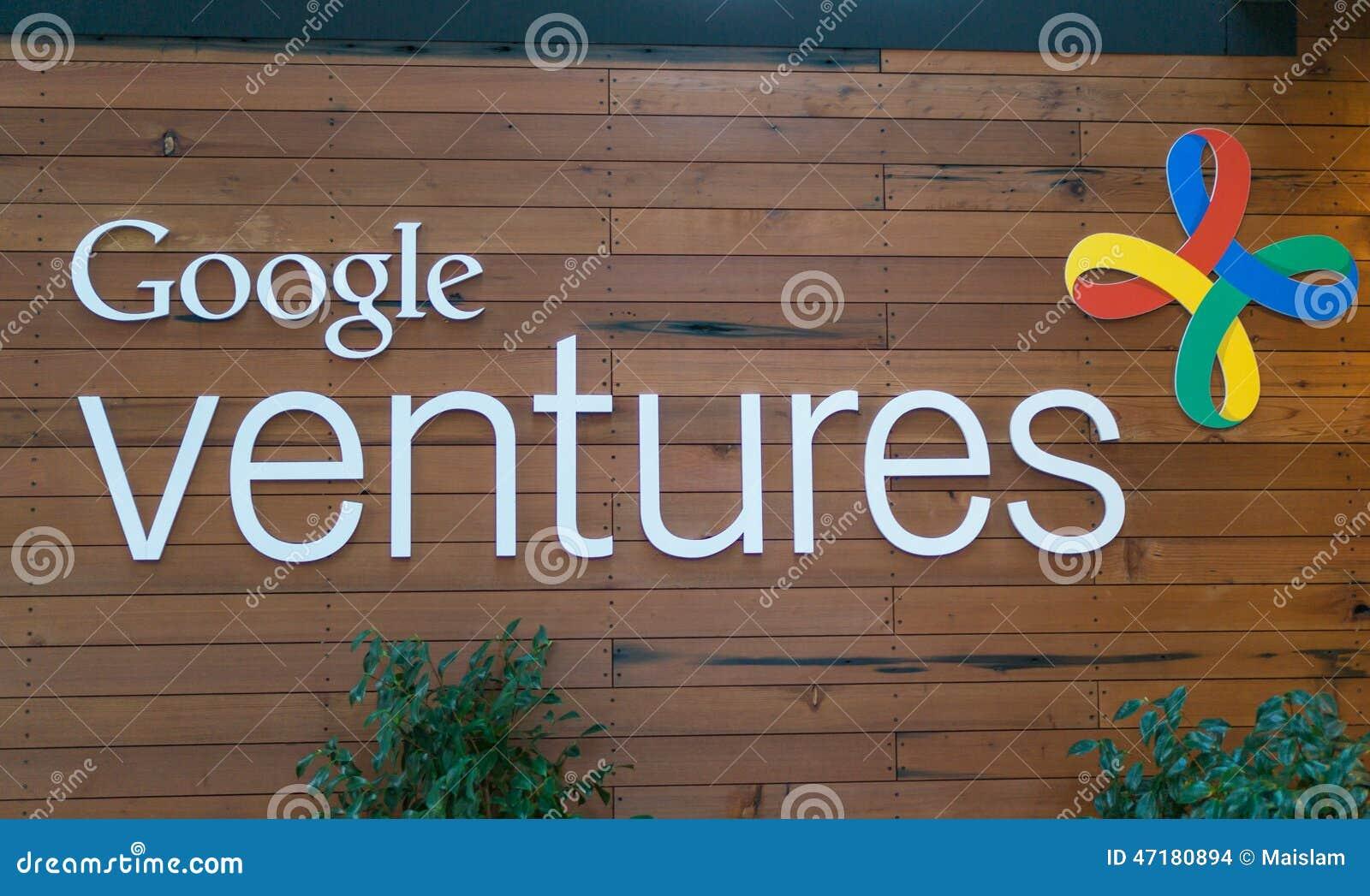 Google ventures theme - Exterior View Of Google Ventures Office Editorial Stock Image