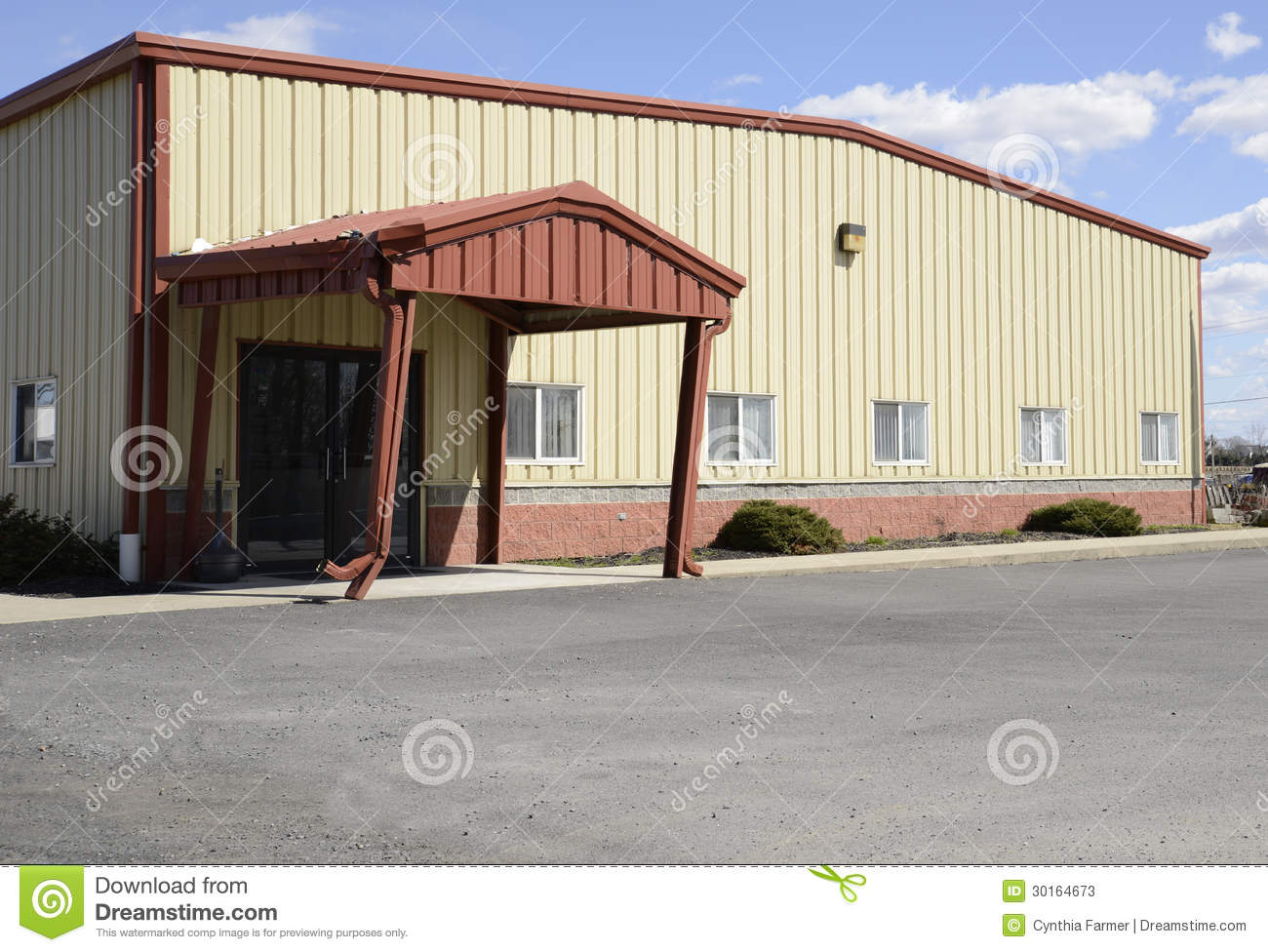 Small Office Building Stock Photos Image 30164673