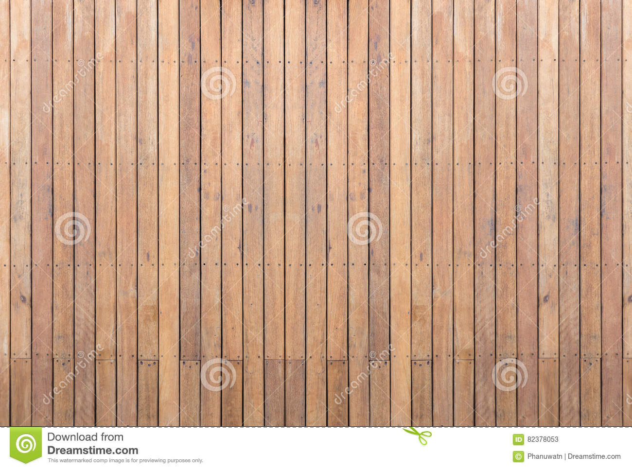 Exterior wooden decking or flooring on the terrace stock for Exterior hardwood decking