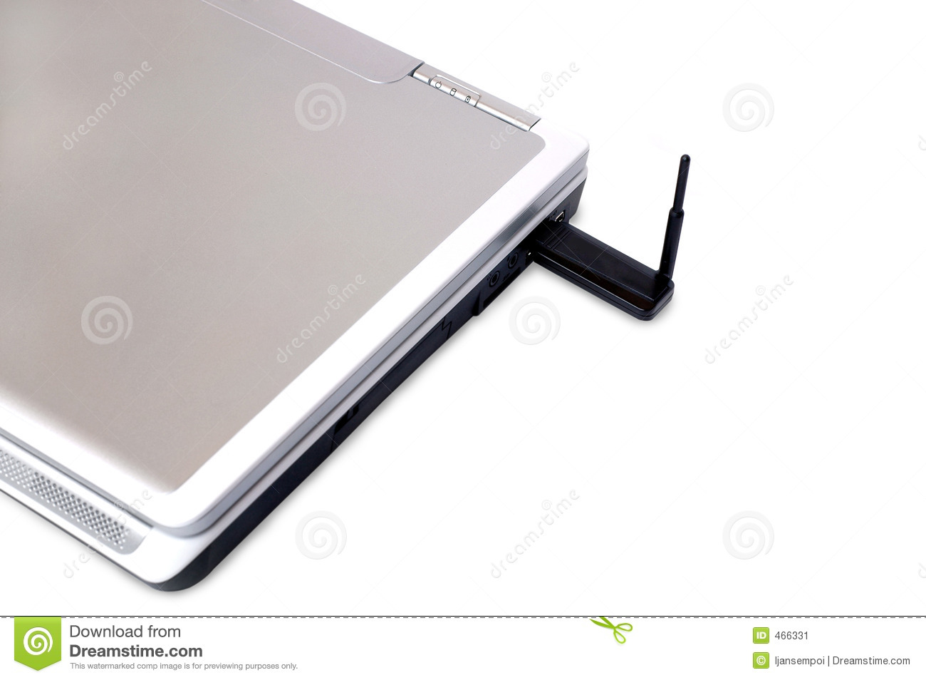 Download External bluetooth stock image. Image of dongle, computer - 466331