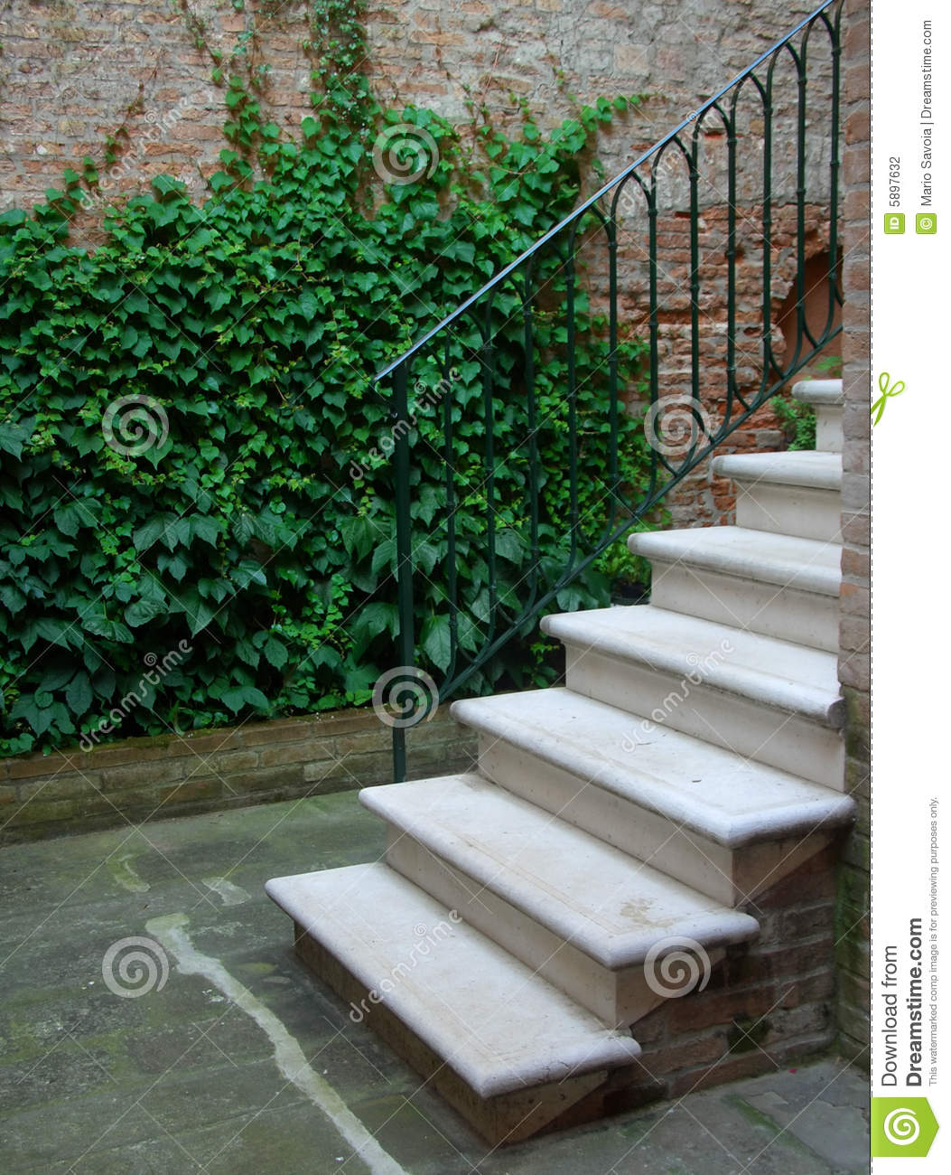 External Stairs Stock Photo Image Of Traditional
