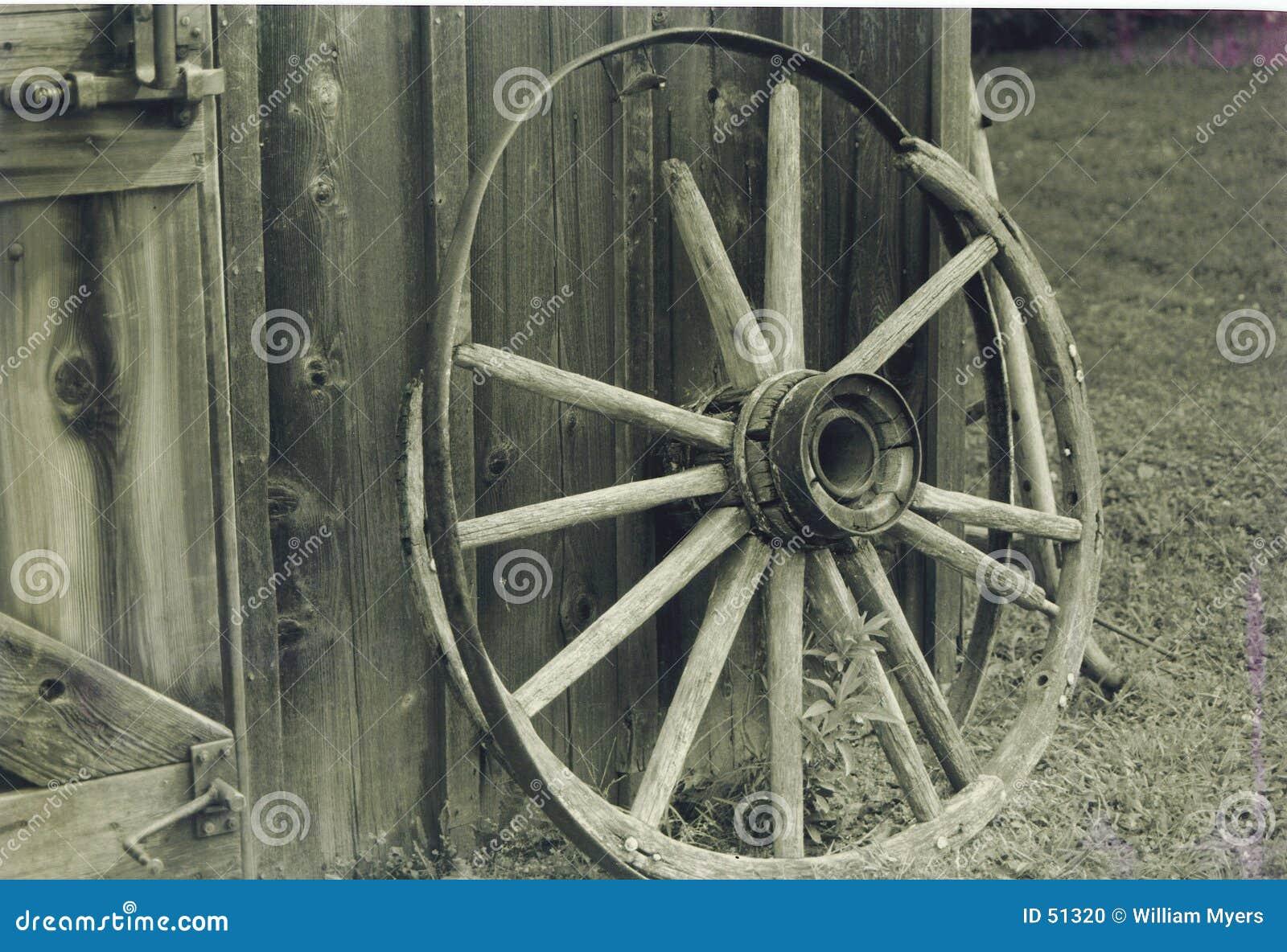 Download Extrémité de la route photo stock. Image du chariot, roue - 51320