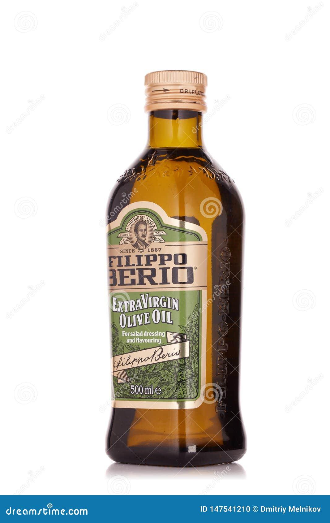 Extra jungfrulig olivolja: Filippo Berio