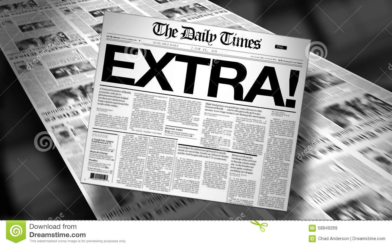 Extra! Extra! - Digital Scrapper Photo Gallery